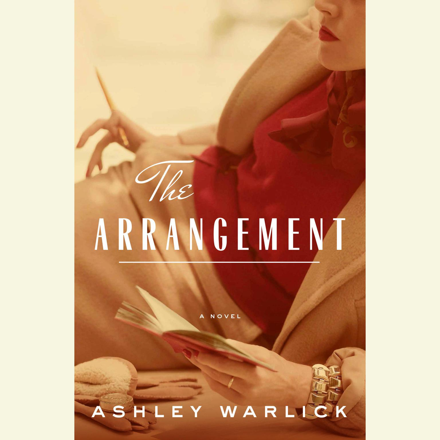 Printable The Arrangement Audiobook Cover Art
