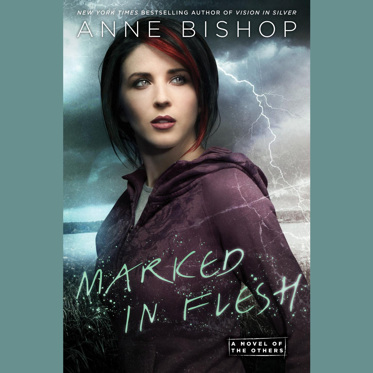 Printable Marked in Flesh: A Novel of the Others Audiobook Cover Art