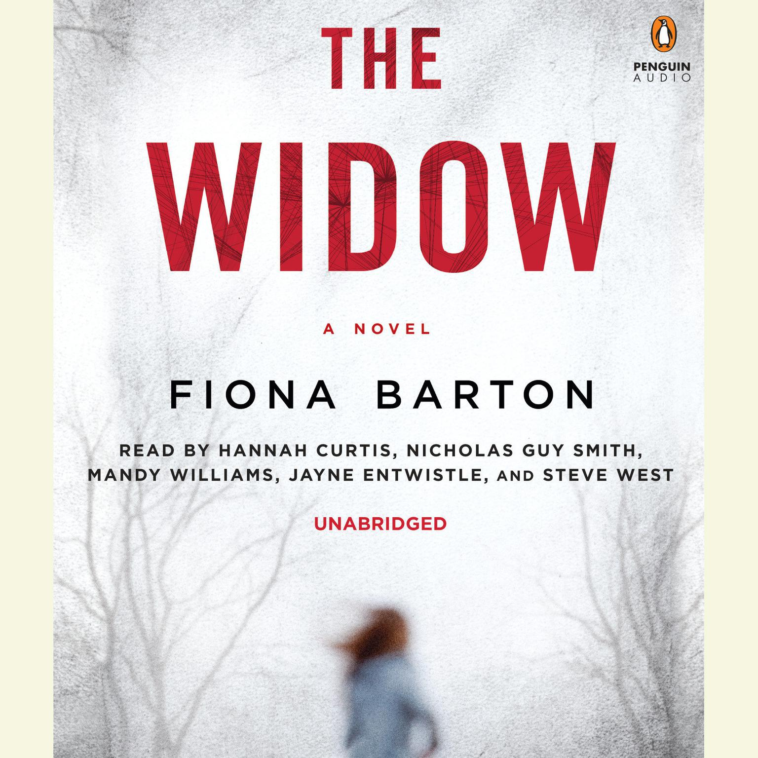 Printable The Widow Audiobook Cover Art