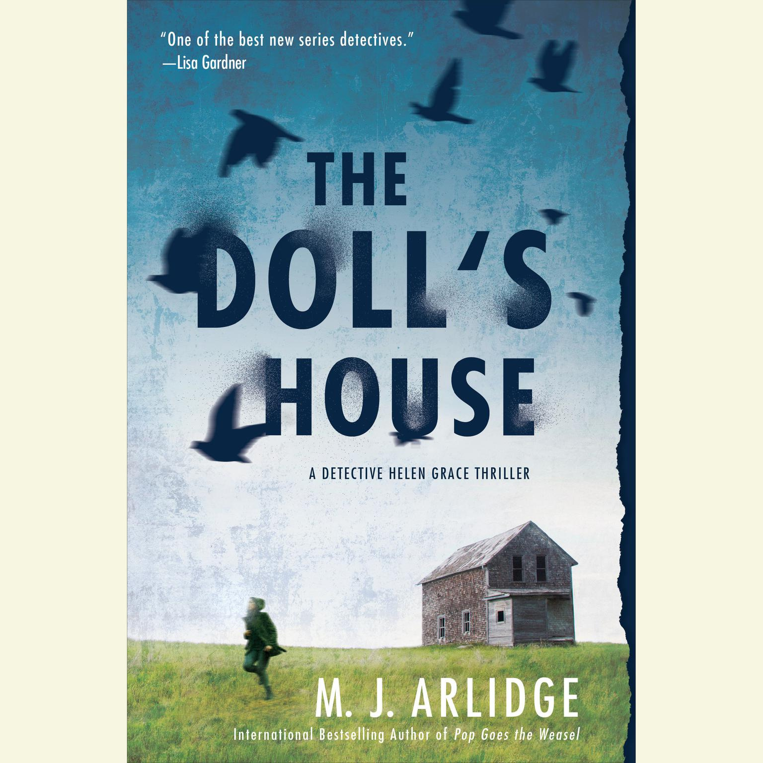 Printable The Doll's House: A Detective Helen Grace Thriller Audiobook Cover Art