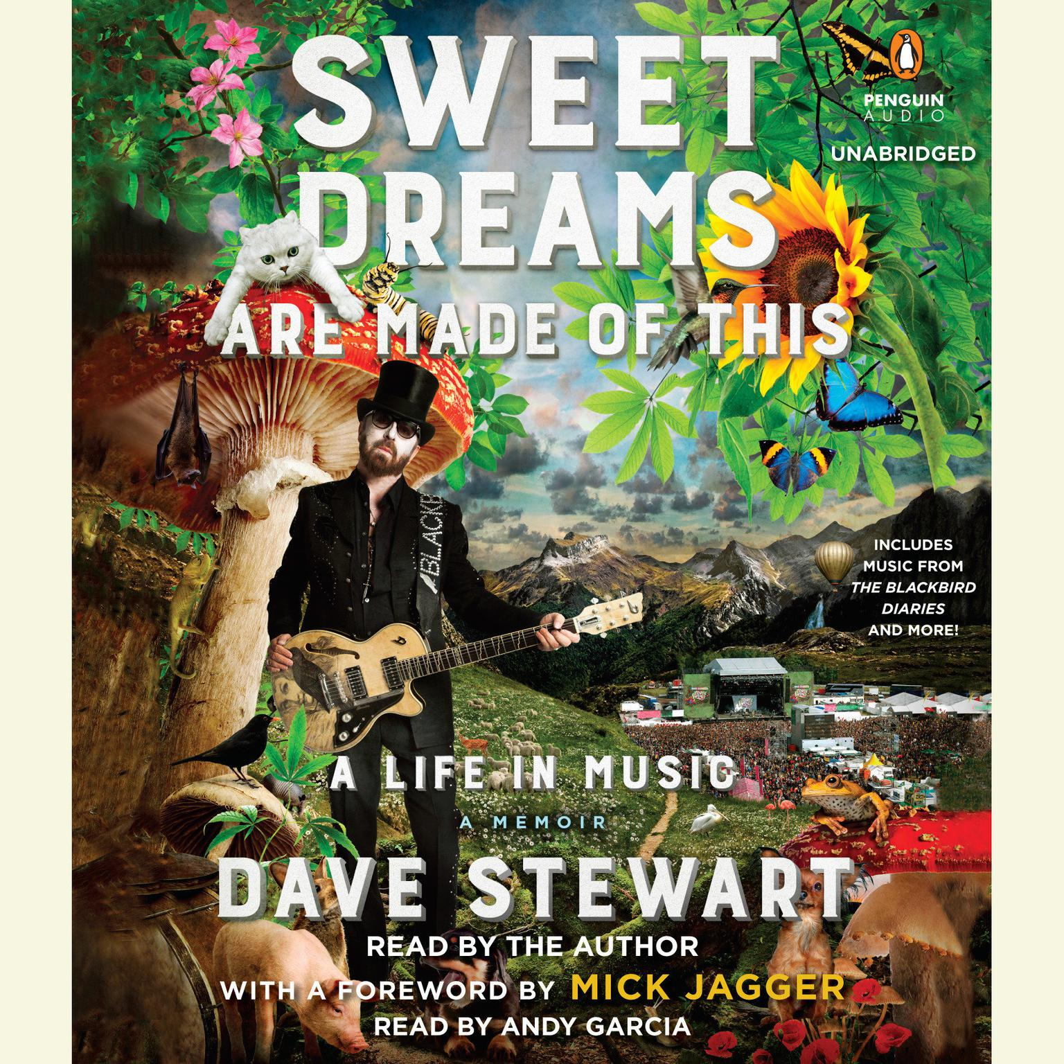 Printable Sweet Dreams Are Made of This: A Life In Music Audiobook Cover Art