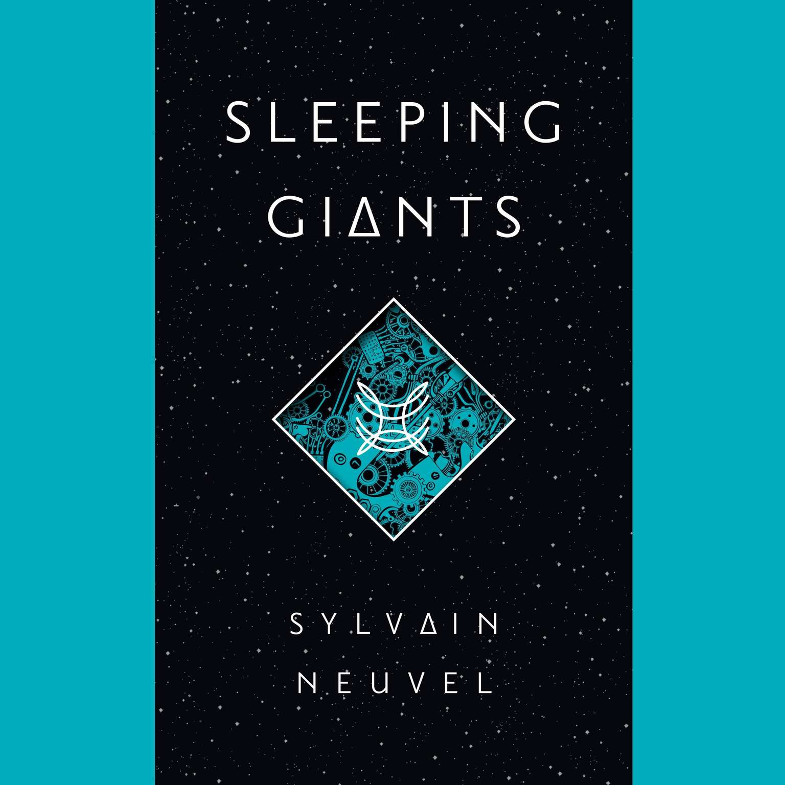 Printable Sleeping Giants Audiobook Cover Art