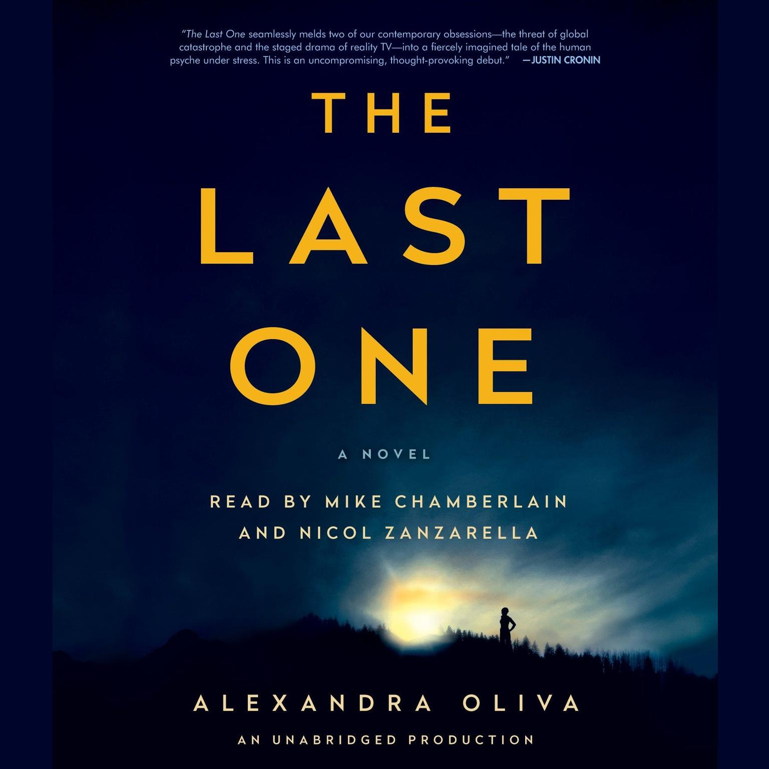 Printable The Last One: A Novel Audiobook Cover Art