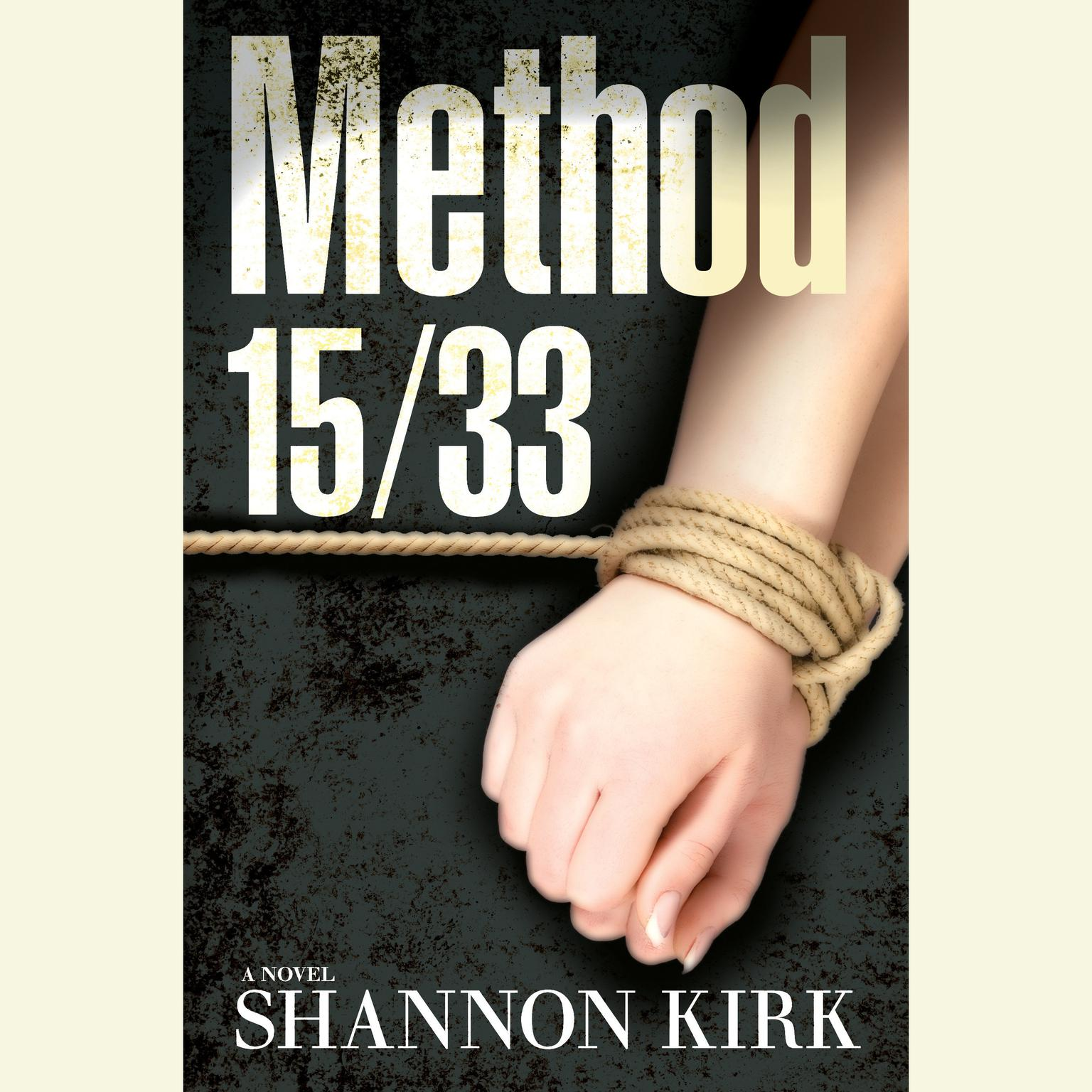 Printable Method 15/33 Audiobook Cover Art