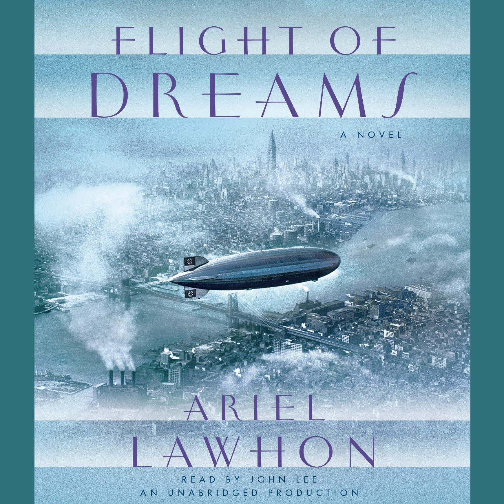 Printable Flight of Dreams: A Novel Audiobook Cover Art