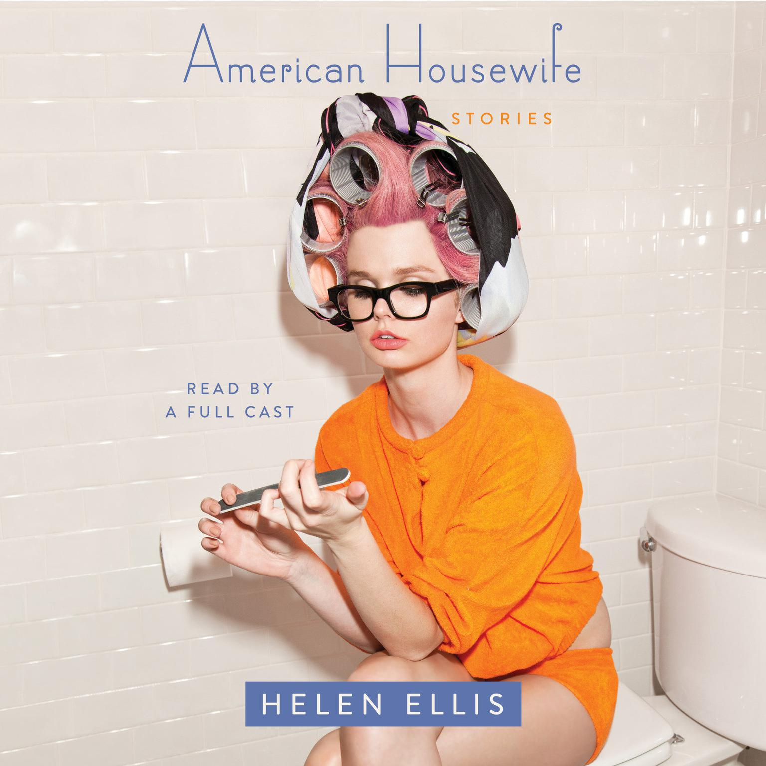 Printable American Housewife: Stories Audiobook Cover Art