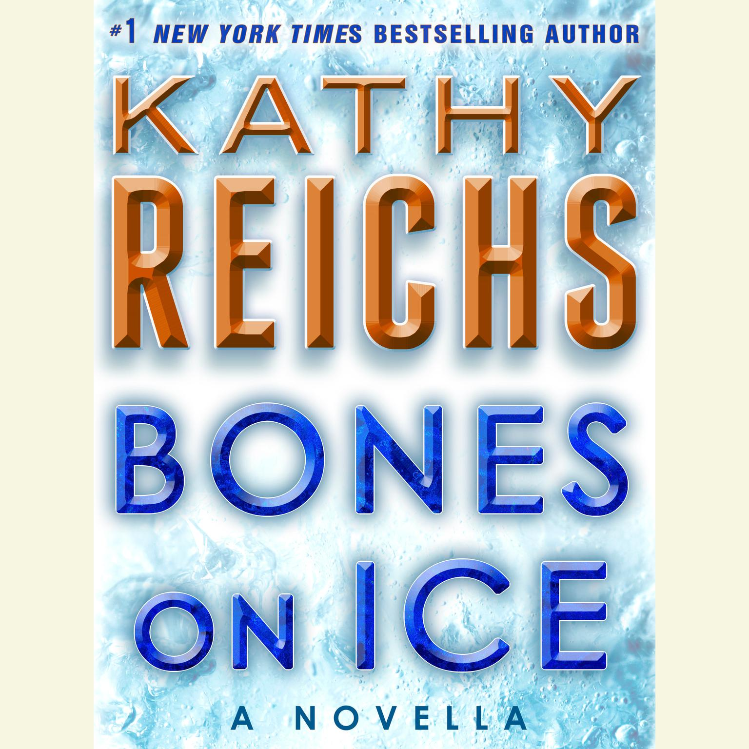Printable Bones on Ice: A Novella Audiobook Cover Art
