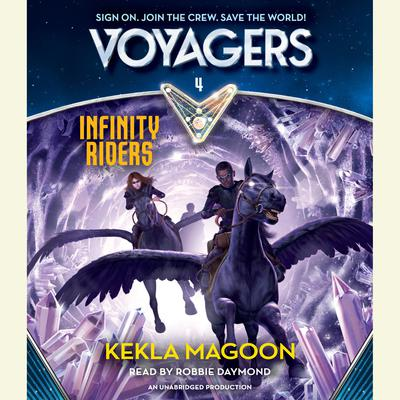 Voyagers: Infinity Riders Audiobook, by
