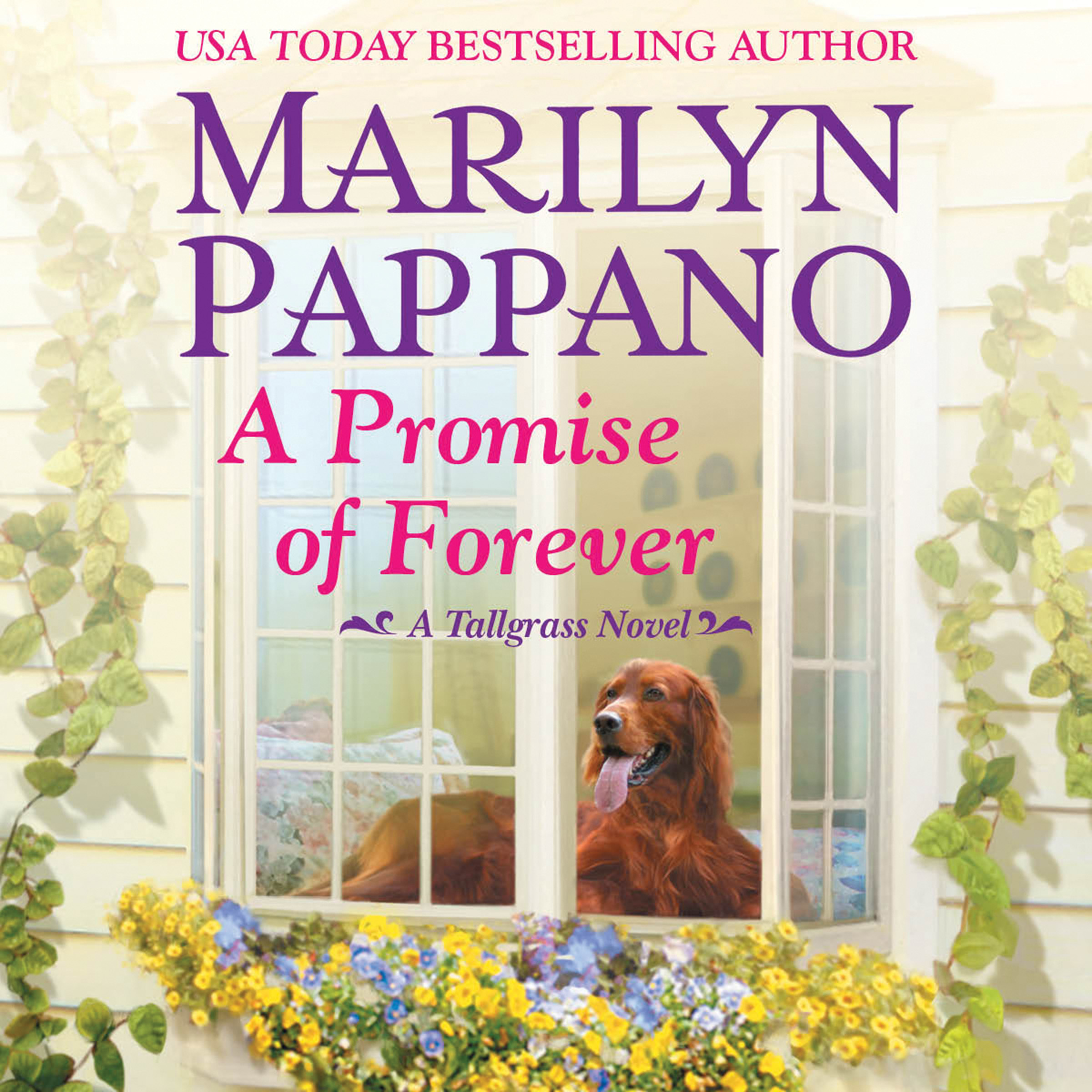 Printable A Promise of Forever Audiobook Cover Art