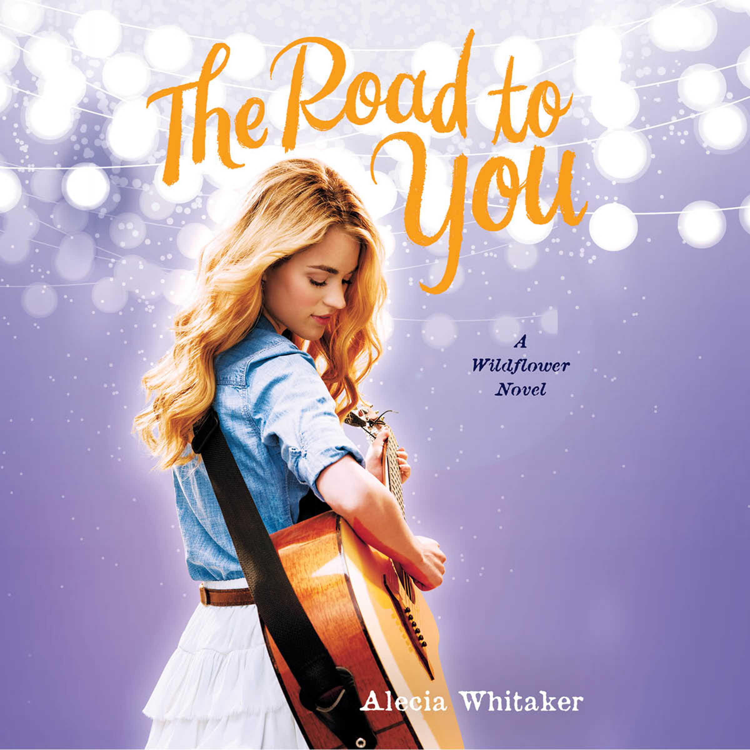 Printable The Road to You Audiobook Cover Art