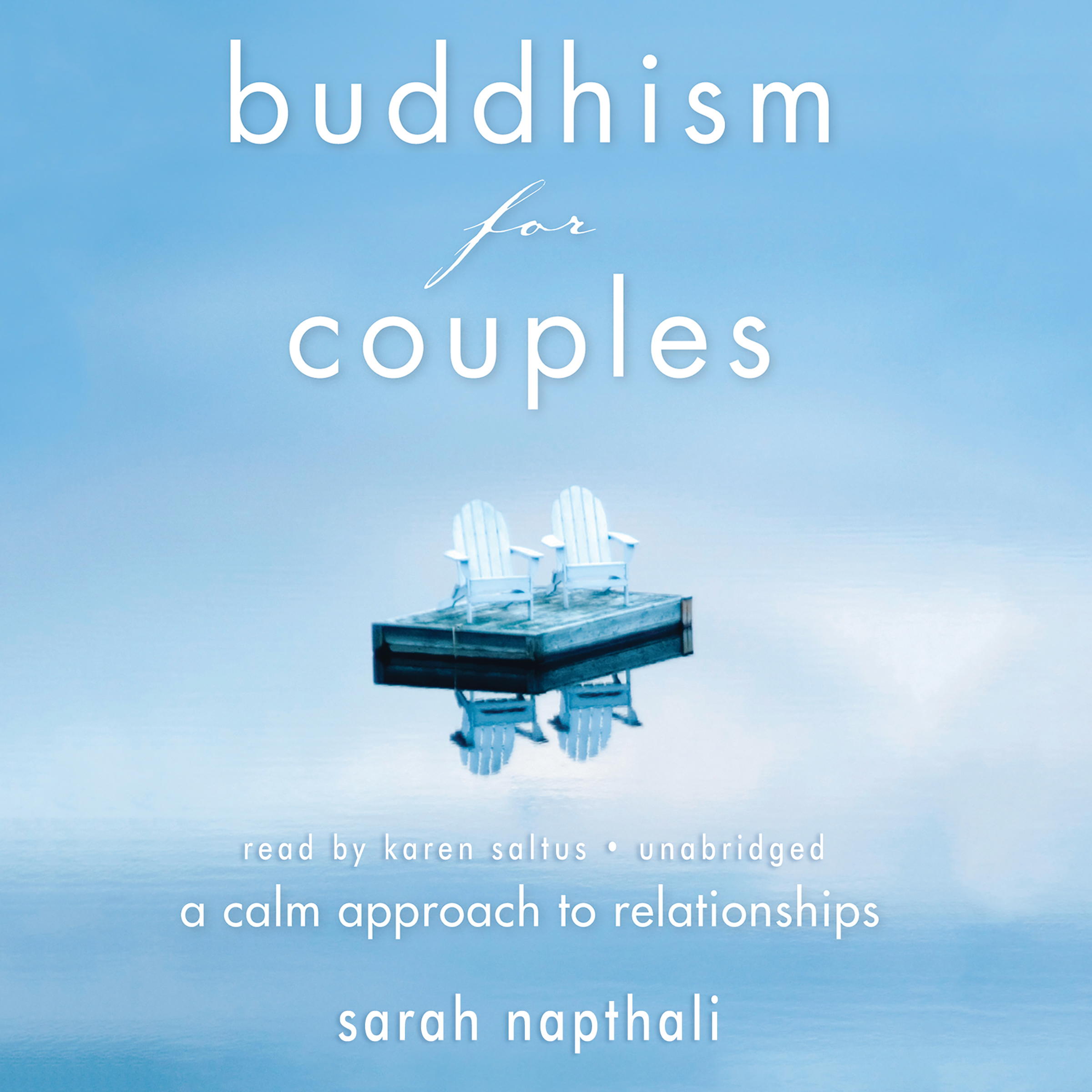 Printable Buddhism for Couples: A Calm Approach to Relationships Audiobook Cover Art