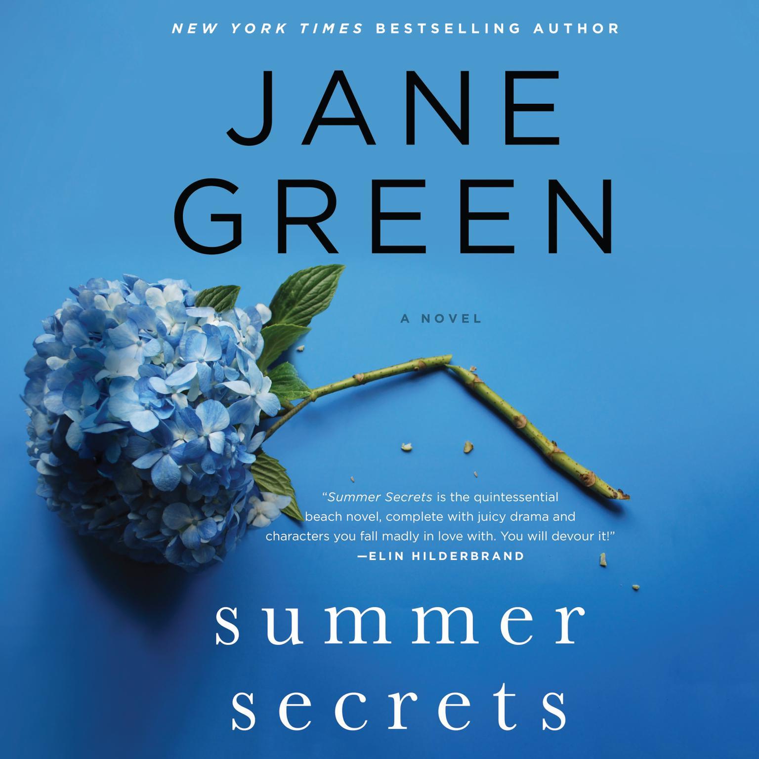 Printable Summer Secrets: A Novel Audiobook Cover Art