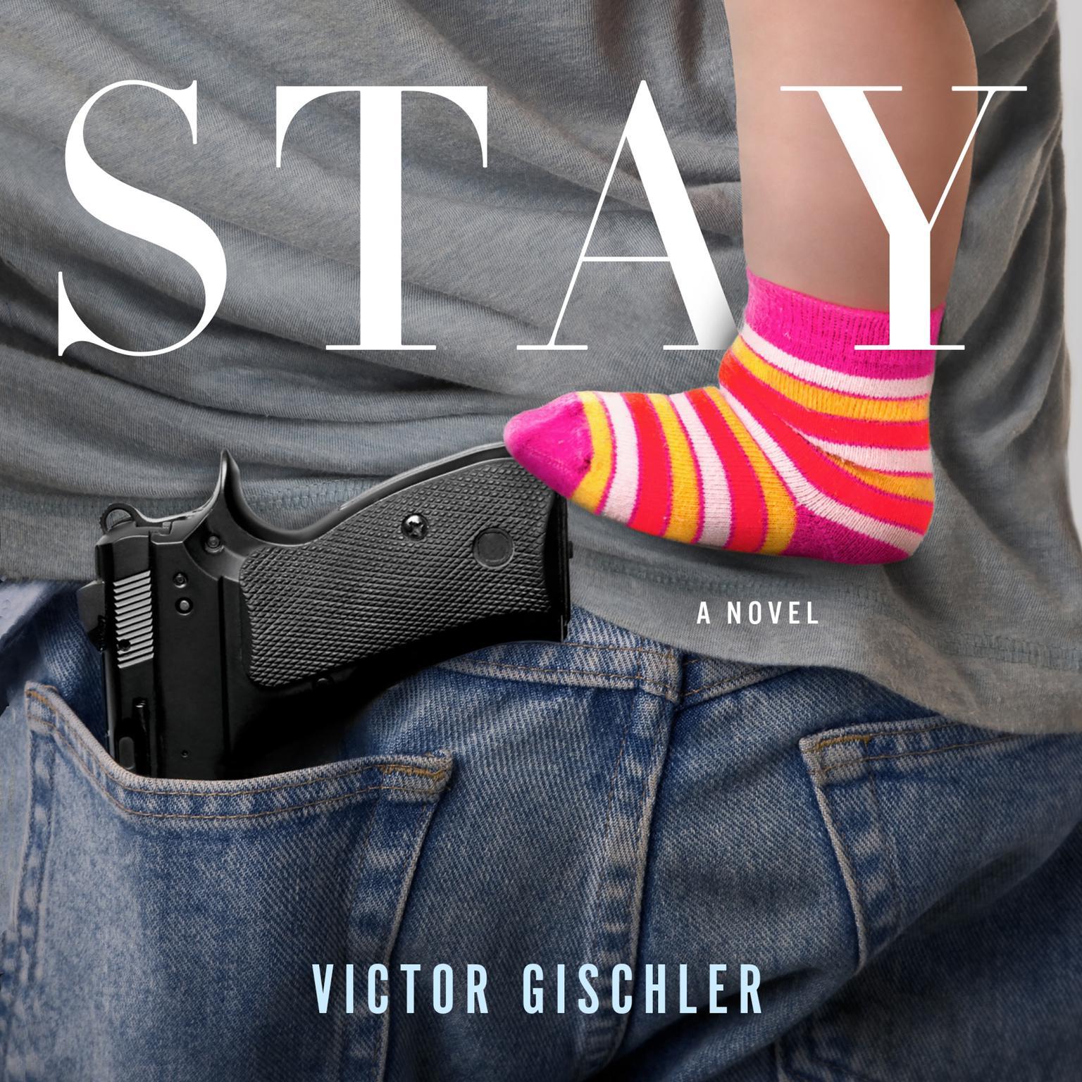 Printable Stay: A Novel Audiobook Cover Art
