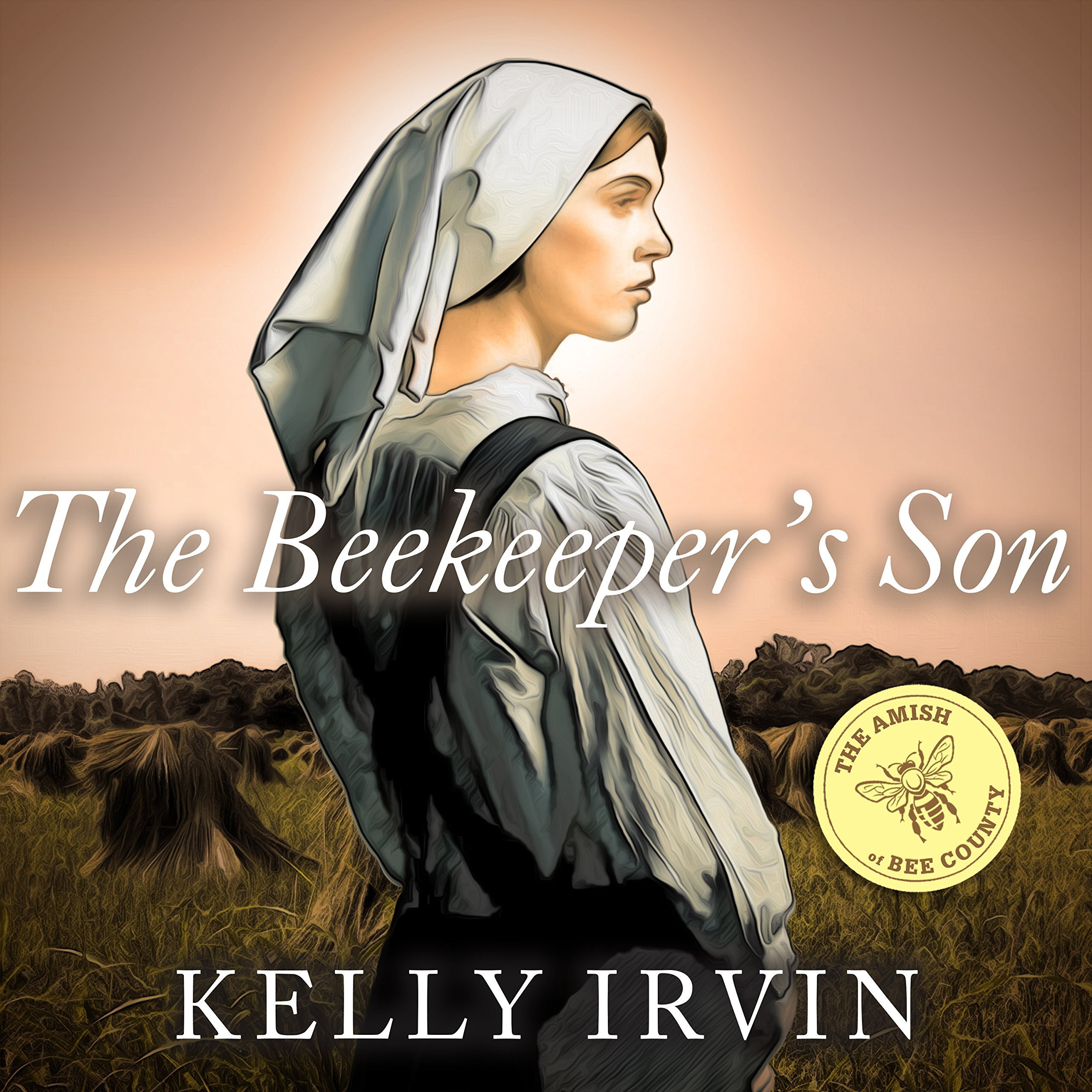 Printable The Beekeeper's Son Audiobook Cover Art