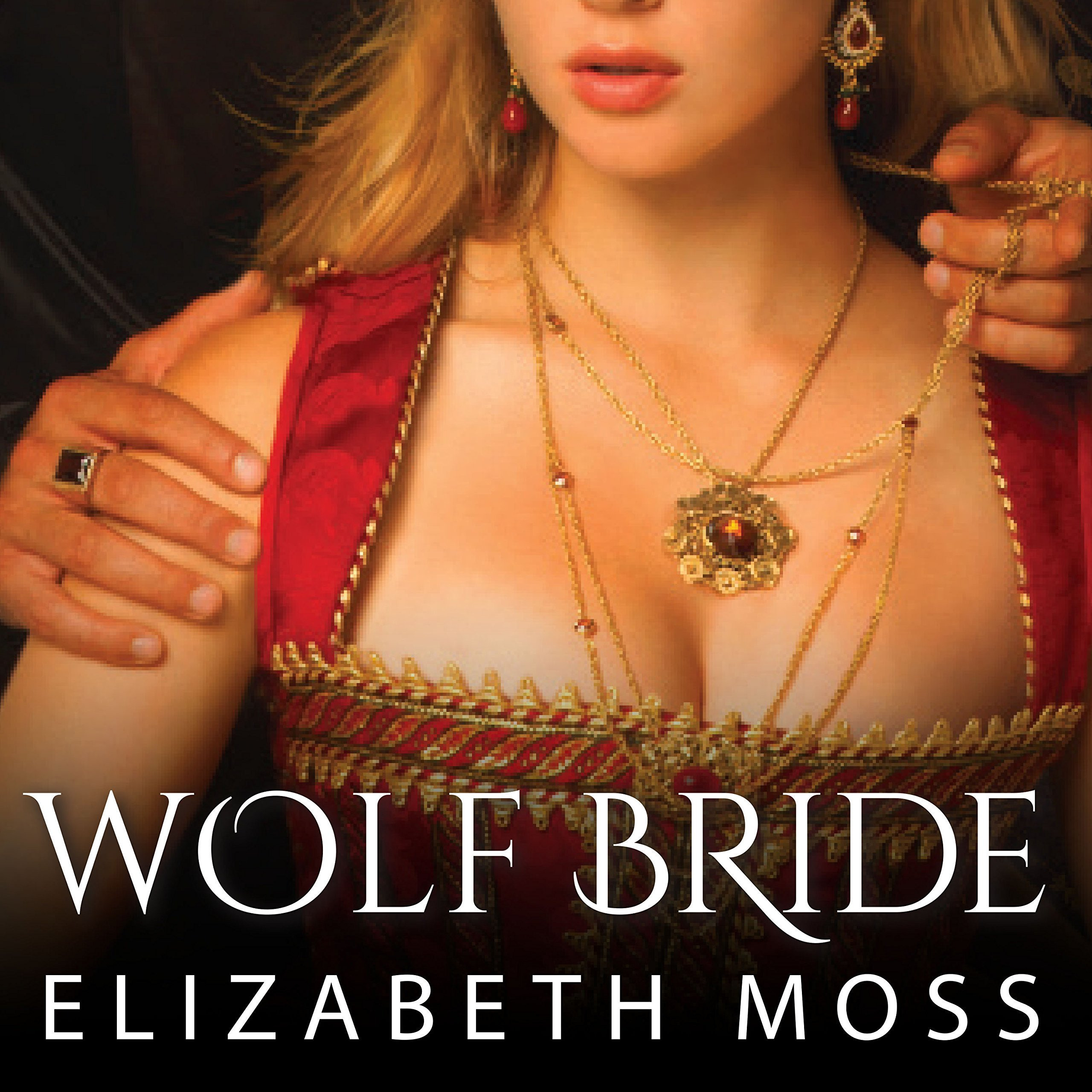 Printable Wolf Bride Audiobook Cover Art