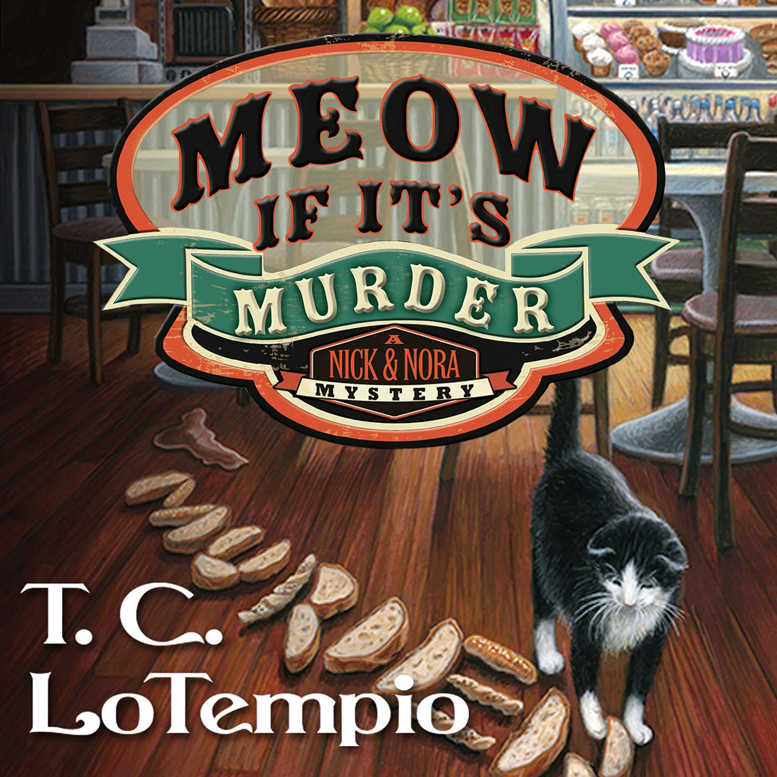Meow If Its Murder Audiobook, by T. C. LoTempio