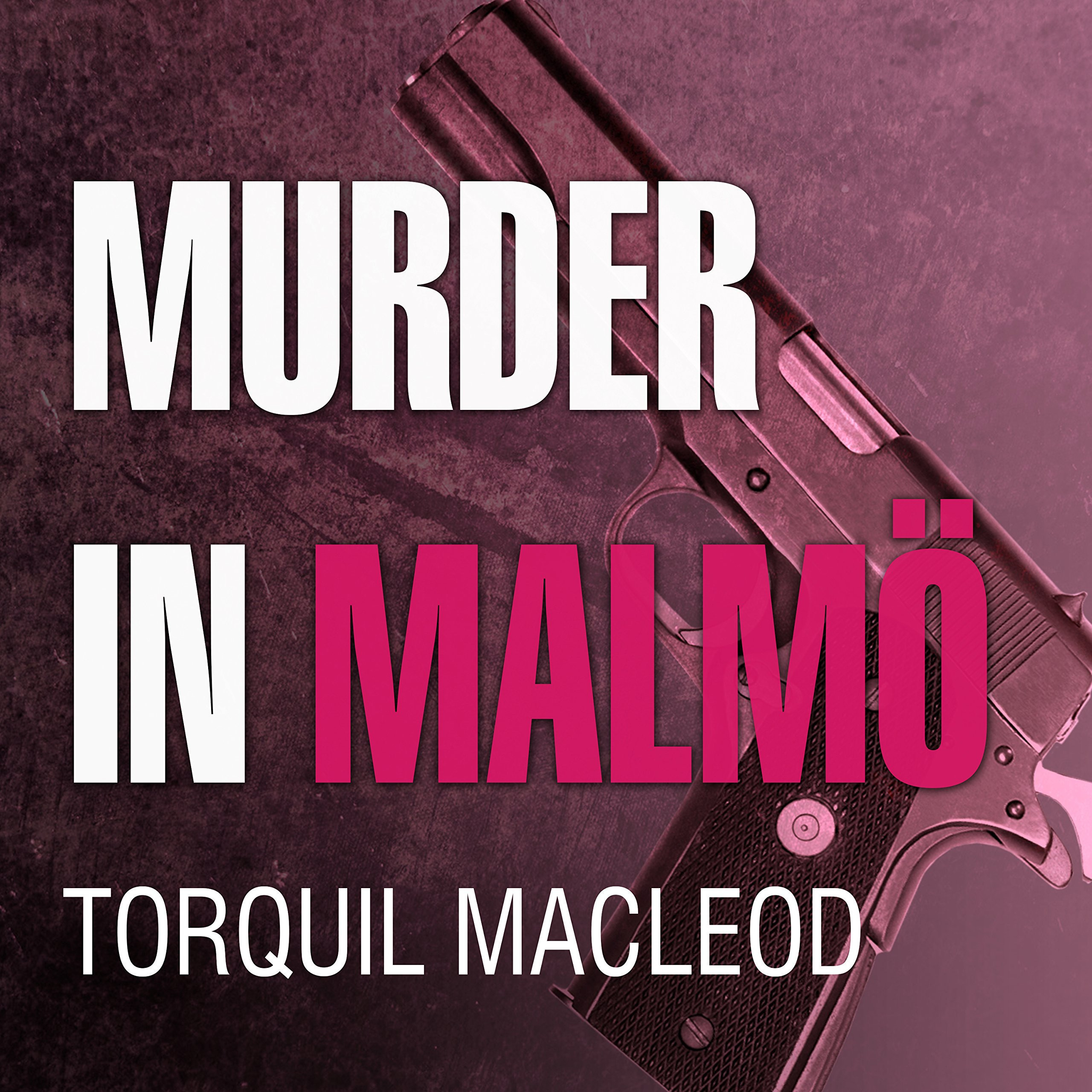Printable Murder in Malmö: The Second Inspector Anita Sundstrom Mystery Audiobook Cover Art