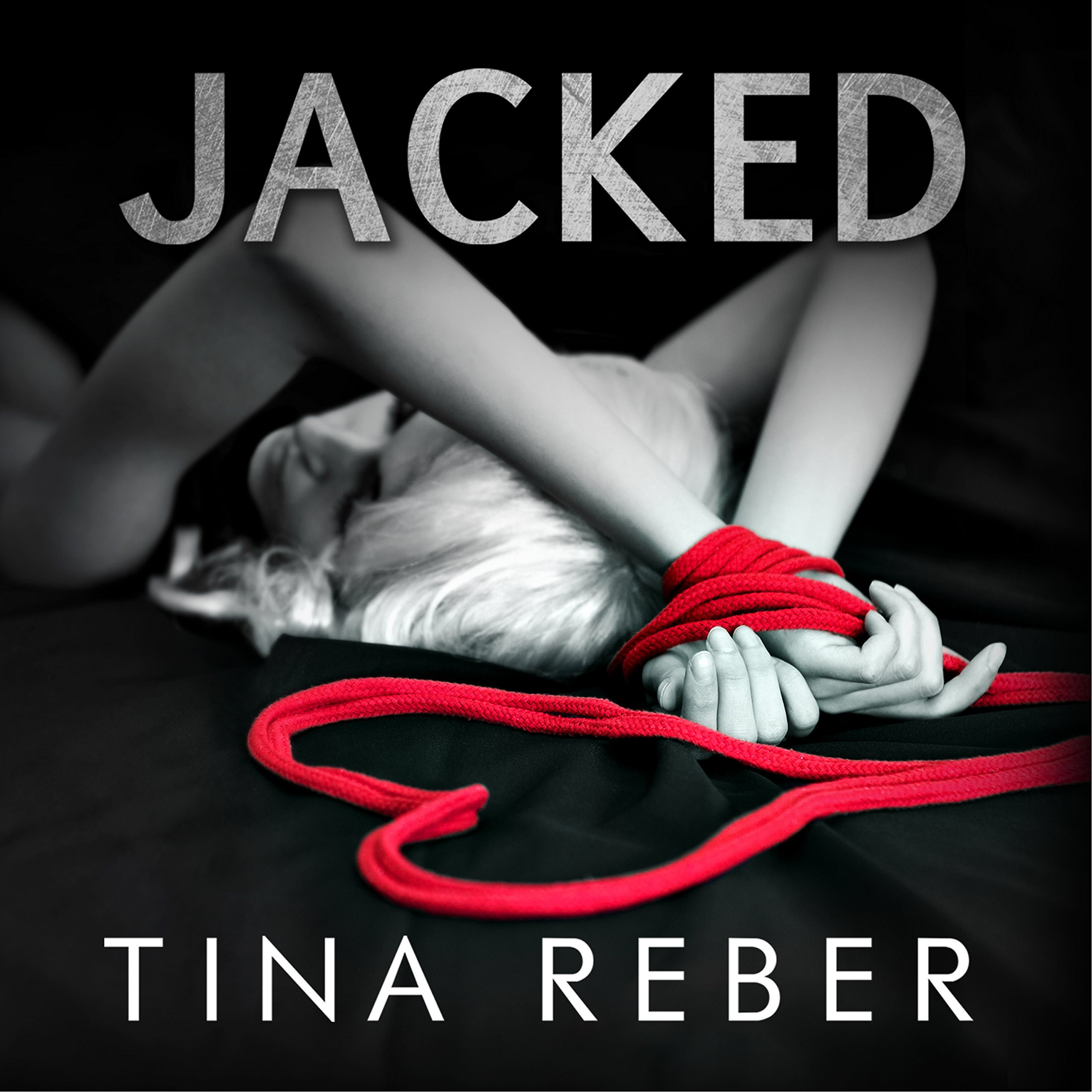Printable Jacked Audiobook Cover Art