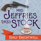 Mrs. Jeffries Takes Stock Audiobook, by Emily Brightwell