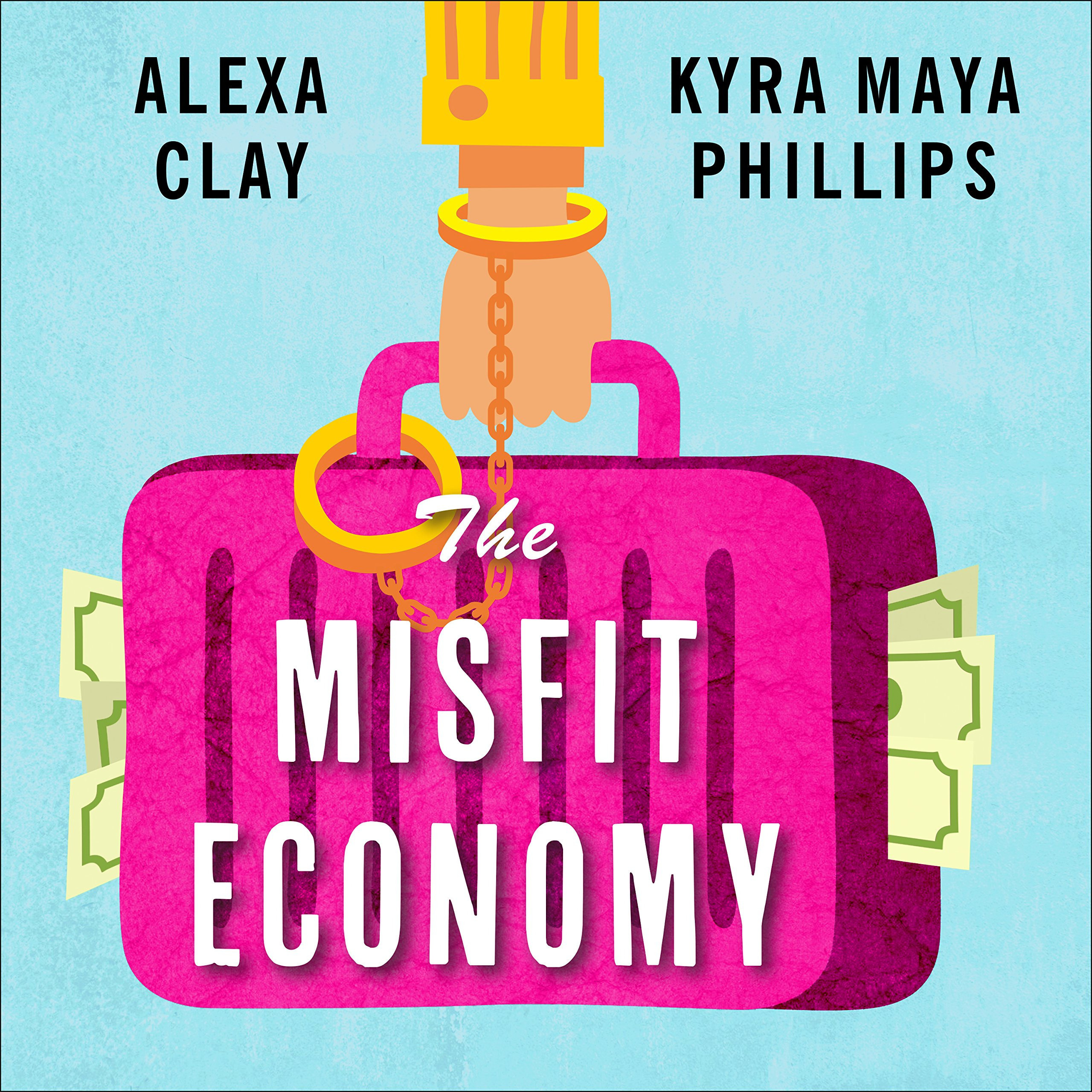 Printable The Misfit Economy: Lessons in Creativity from Pirates, Hackers, Gangsters and Other Informal Entrepreneurs Audiobook Cover Art
