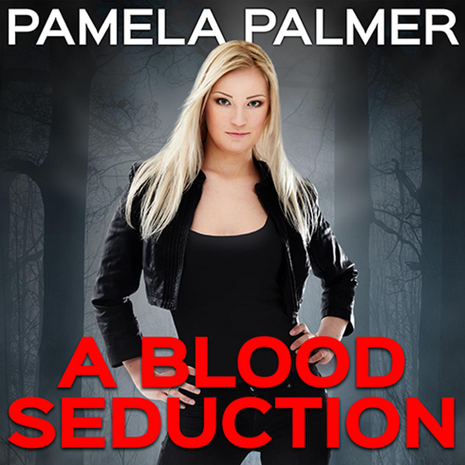Printable A Blood Seduction: A Vamp City Novel Audiobook Cover Art