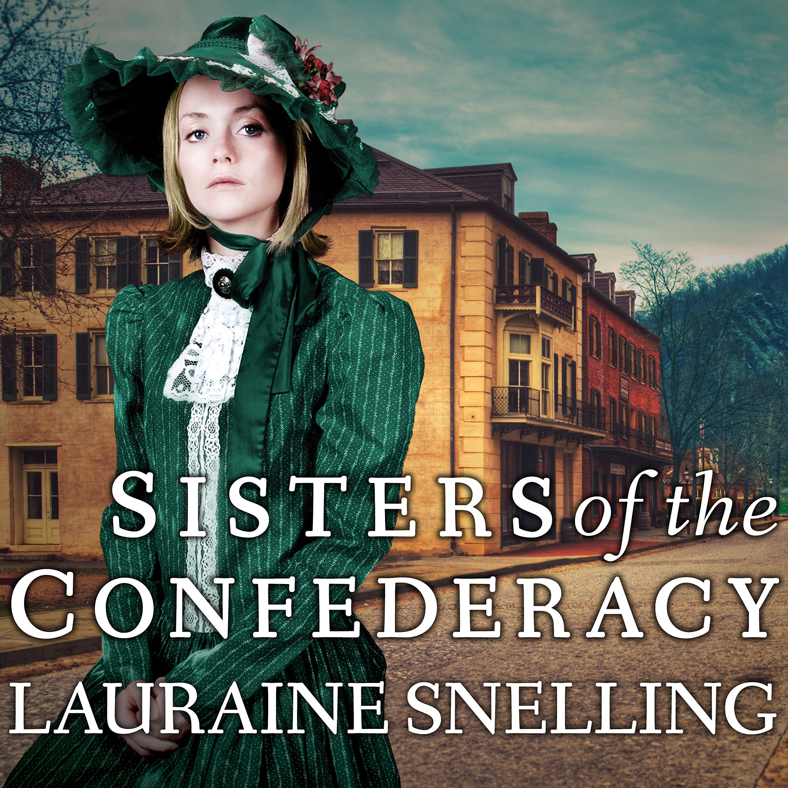 Printable Sisters of the Confederacy Audiobook Cover Art