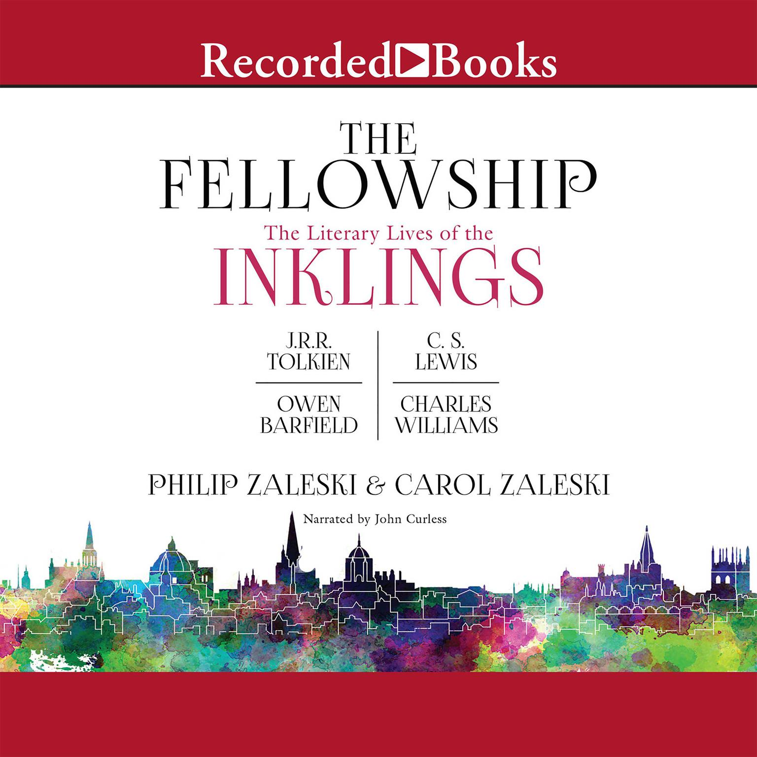Printable The Fellowship: The Literary LIves of the Inklings: J.R. R. Tolkien, C. S. Lewis, Owen Barfield, Charles Williams Audiobook Cover Art