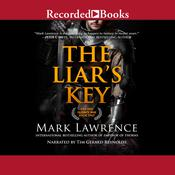 The Liar's Key Audiobook, by Mark Lawrence