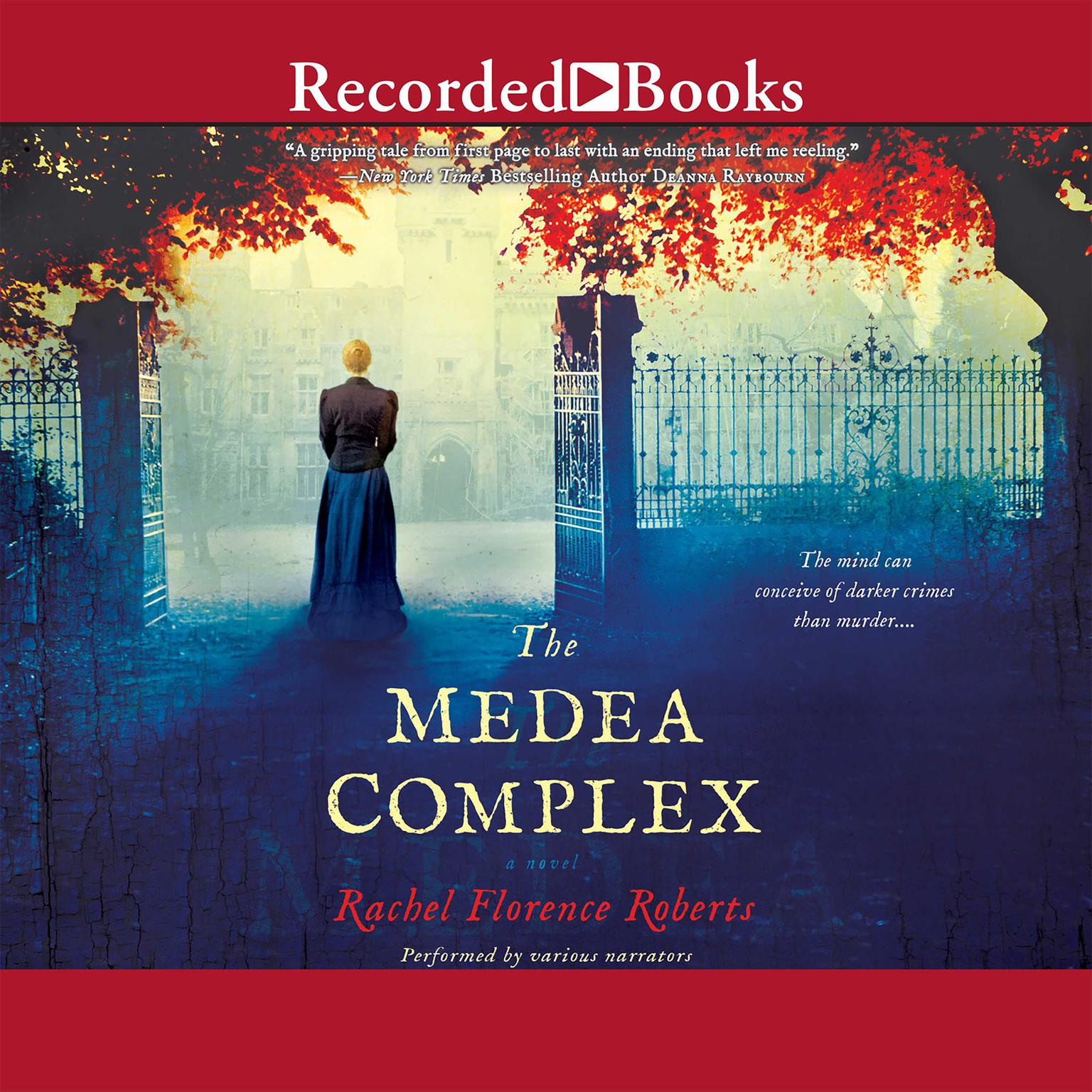 Printable The Medea Complex Audiobook Cover Art