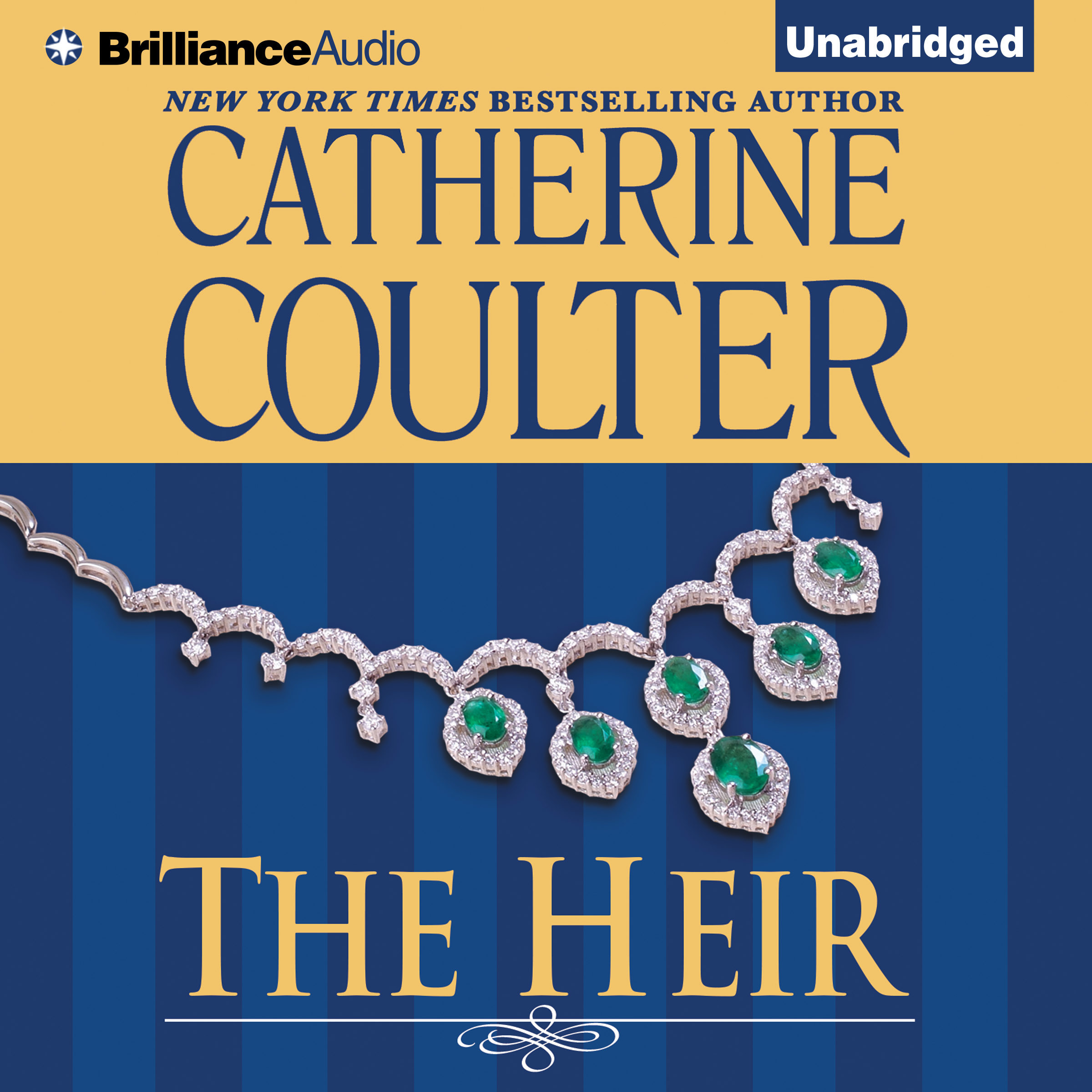 Printable The Heir Audiobook Cover Art