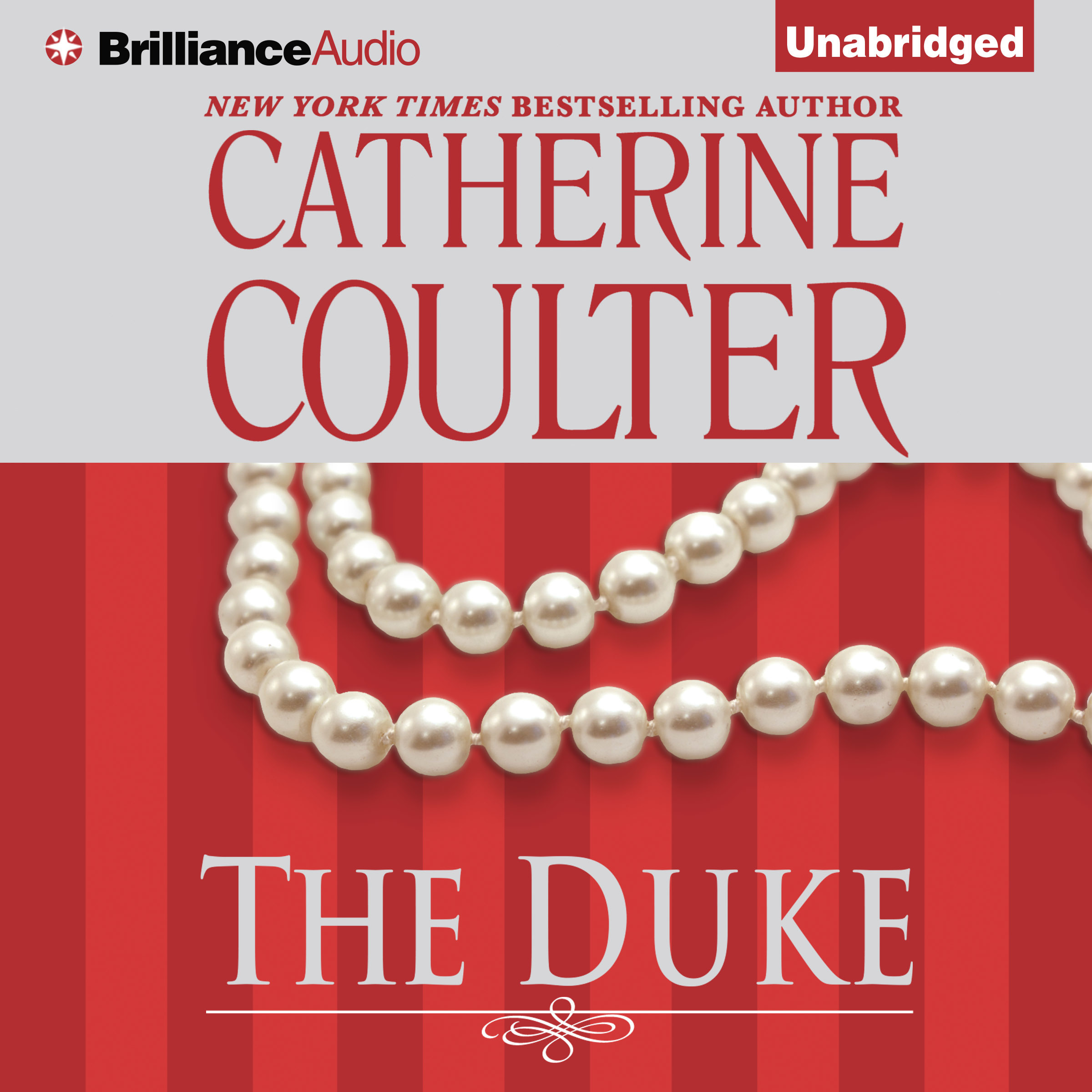 Printable The Duke Audiobook Cover Art
