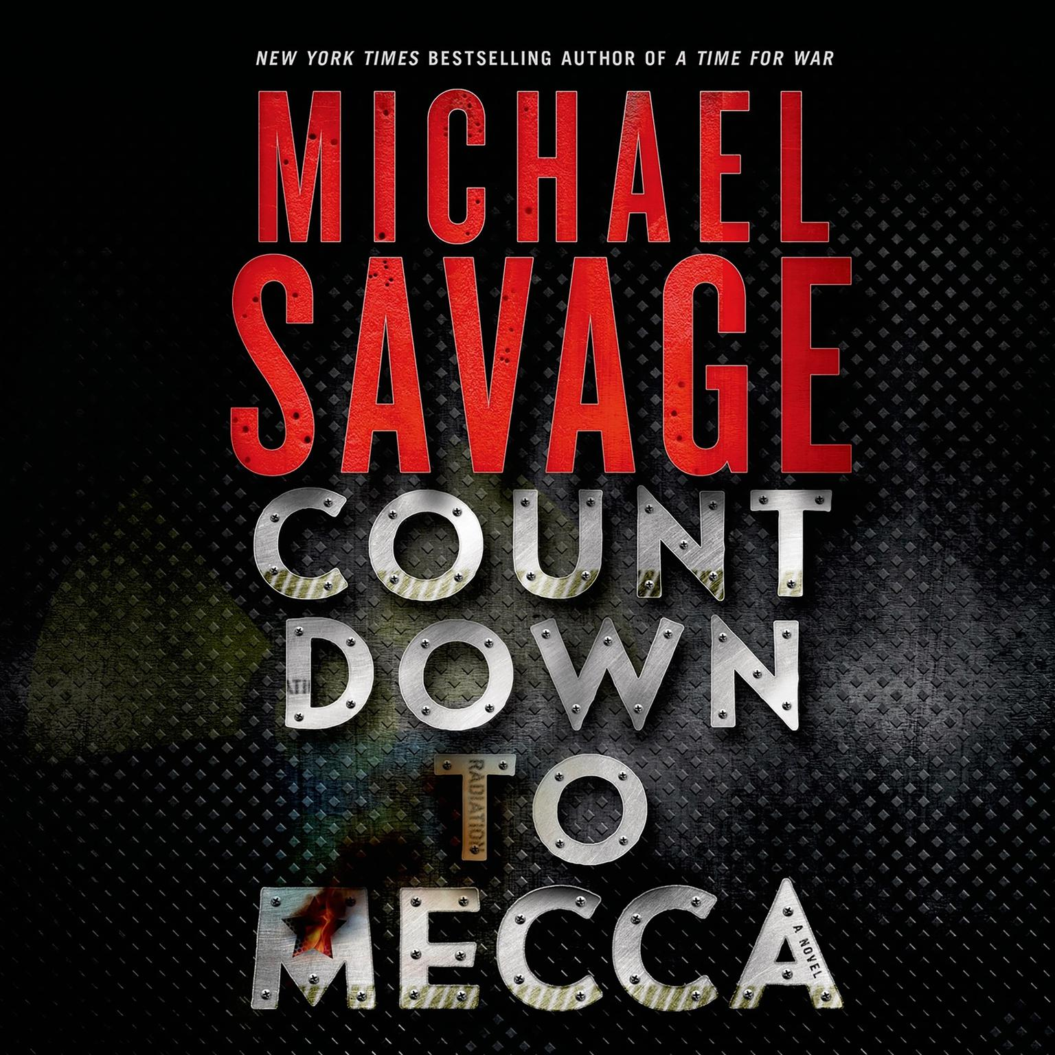 Printable Countdown to Mecca: A Thriller Audiobook Cover Art