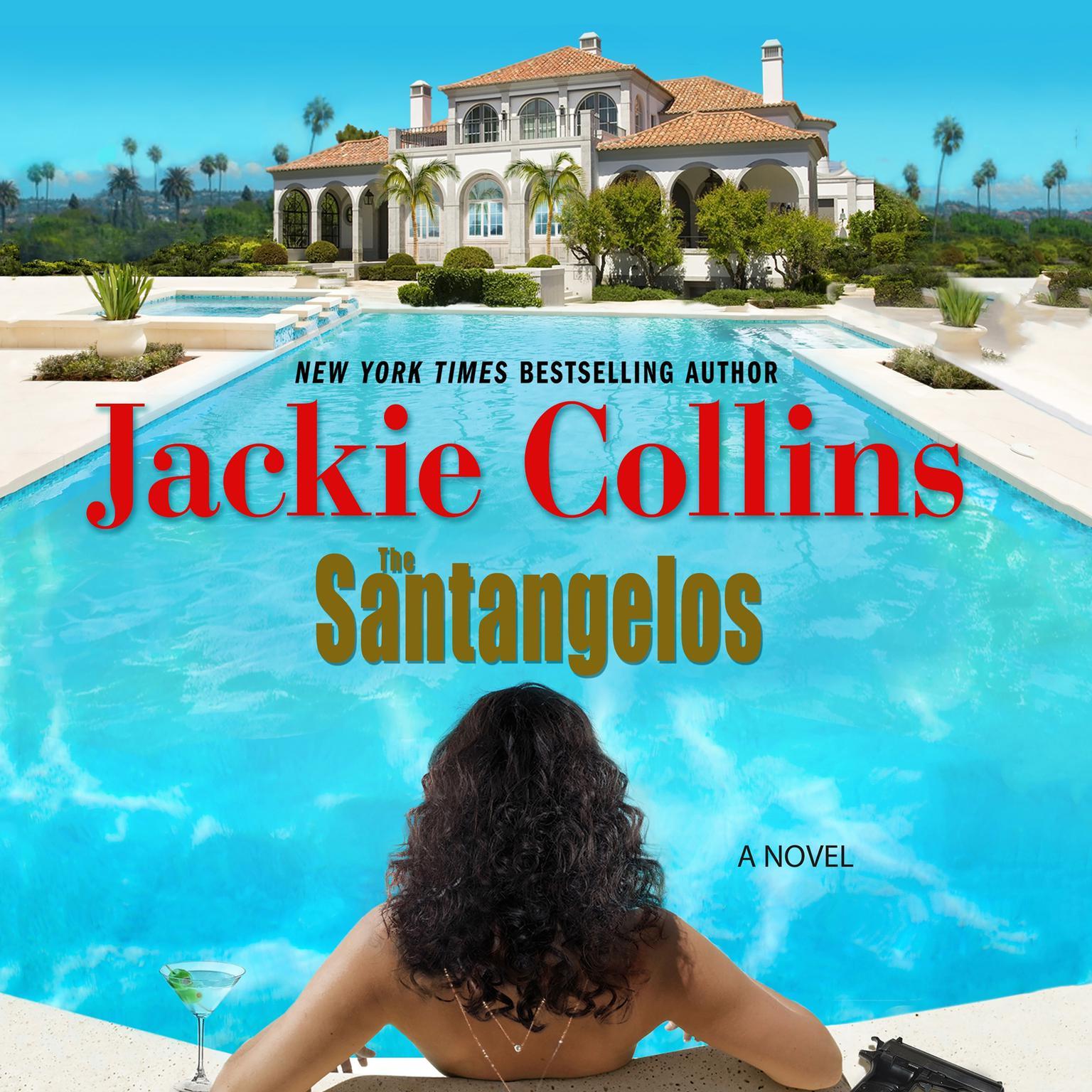 Printable The Santangelos: A Novel Audiobook Cover Art