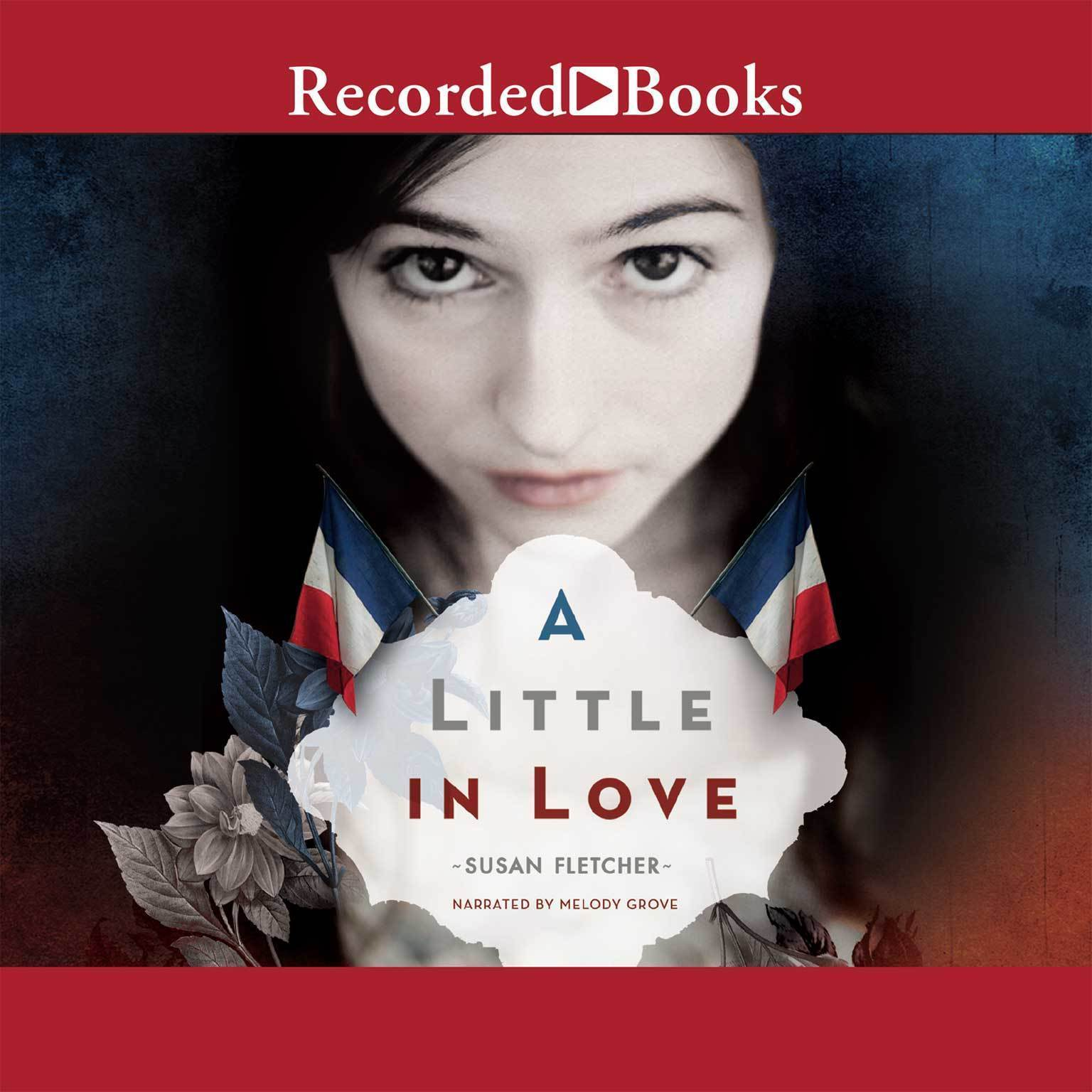Printable A Little in Love Audiobook Cover Art