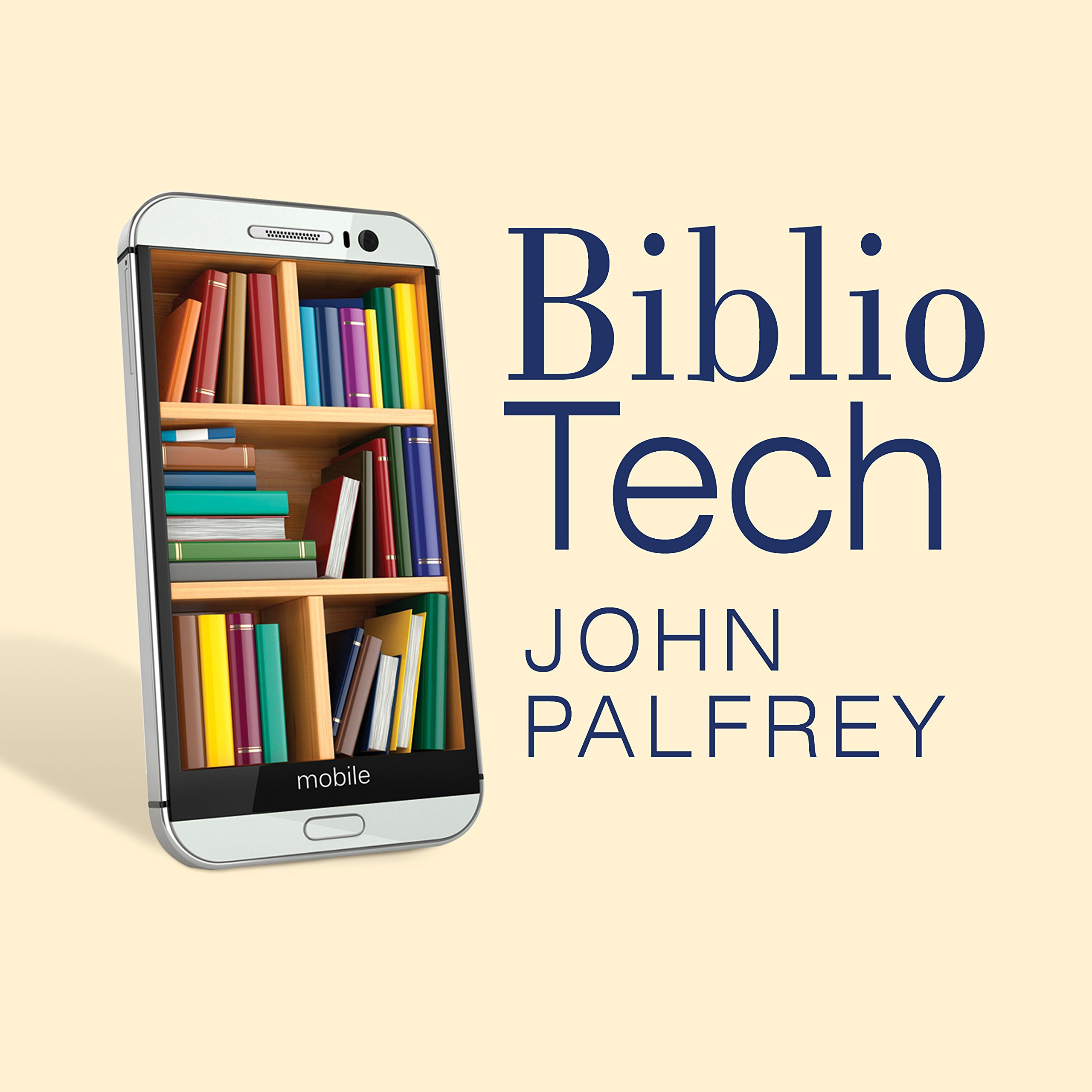 Printable Bibliotech: Why Libraries Matter More Than Ever in the Age of Google Audiobook Cover Art