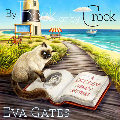 By Book or by Crook Audiobook, by Eva Gates
