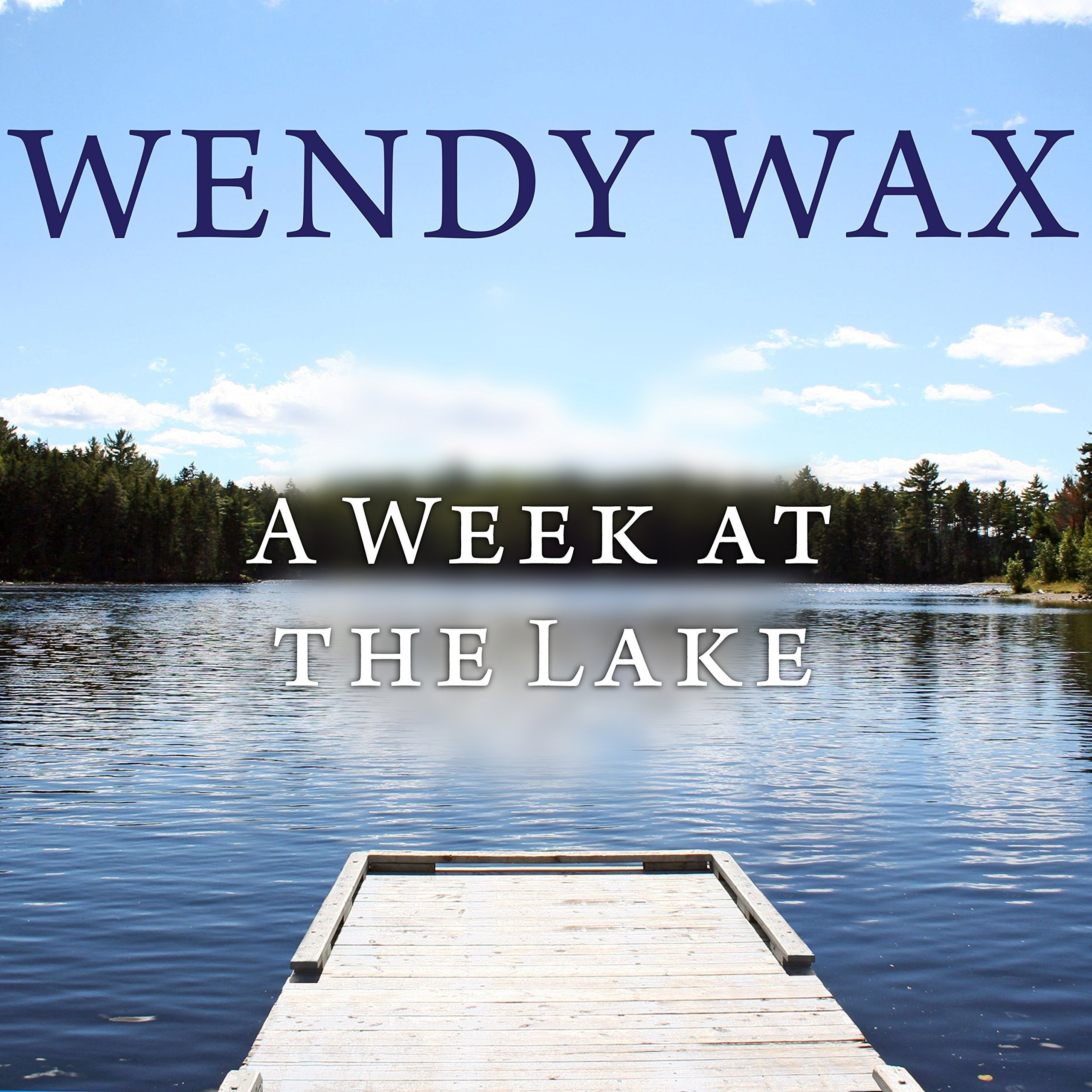 Printable A Week at the Lake Audiobook Cover Art