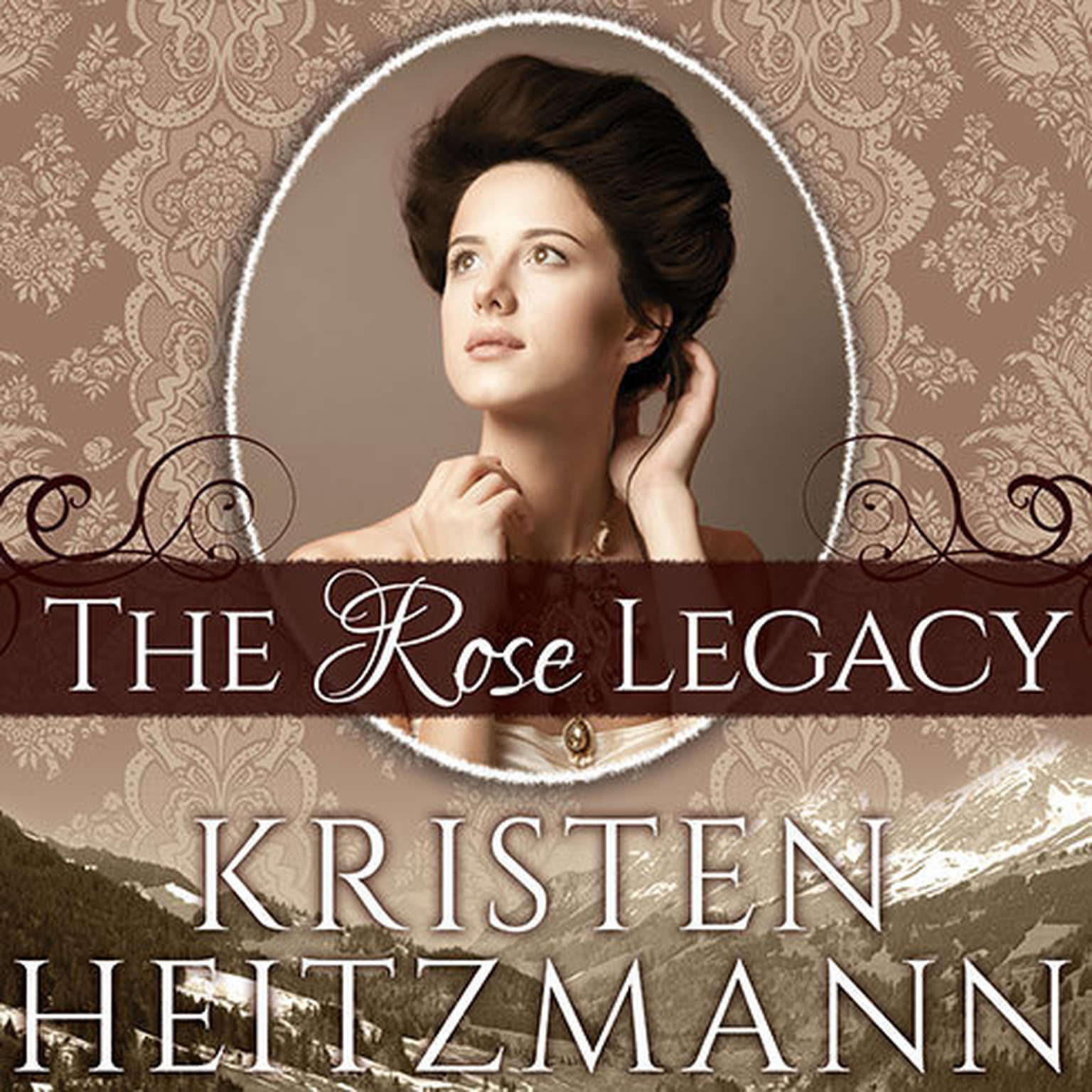 Printable The Rose Legacy Audiobook Cover Art