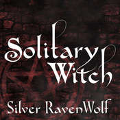 Solitary Witch: The Ultimate Book of Shadows for the New Generation, by Silver RavenWolf