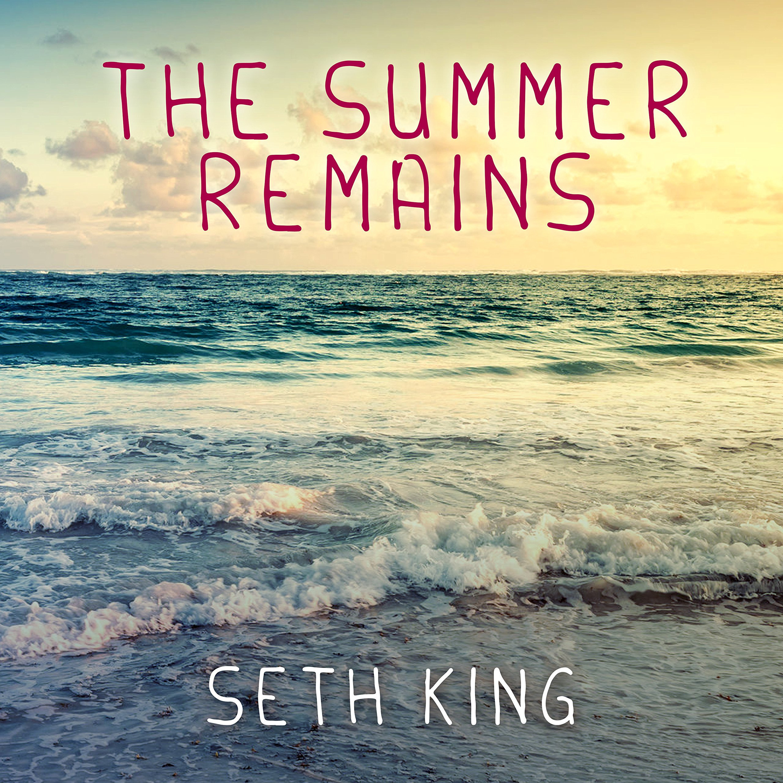 Printable The Summer Remains Audiobook Cover Art