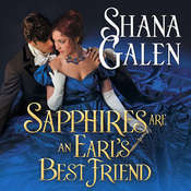 Sapphires Are an Earl's Best Friend Audiobook, by Shana Galen