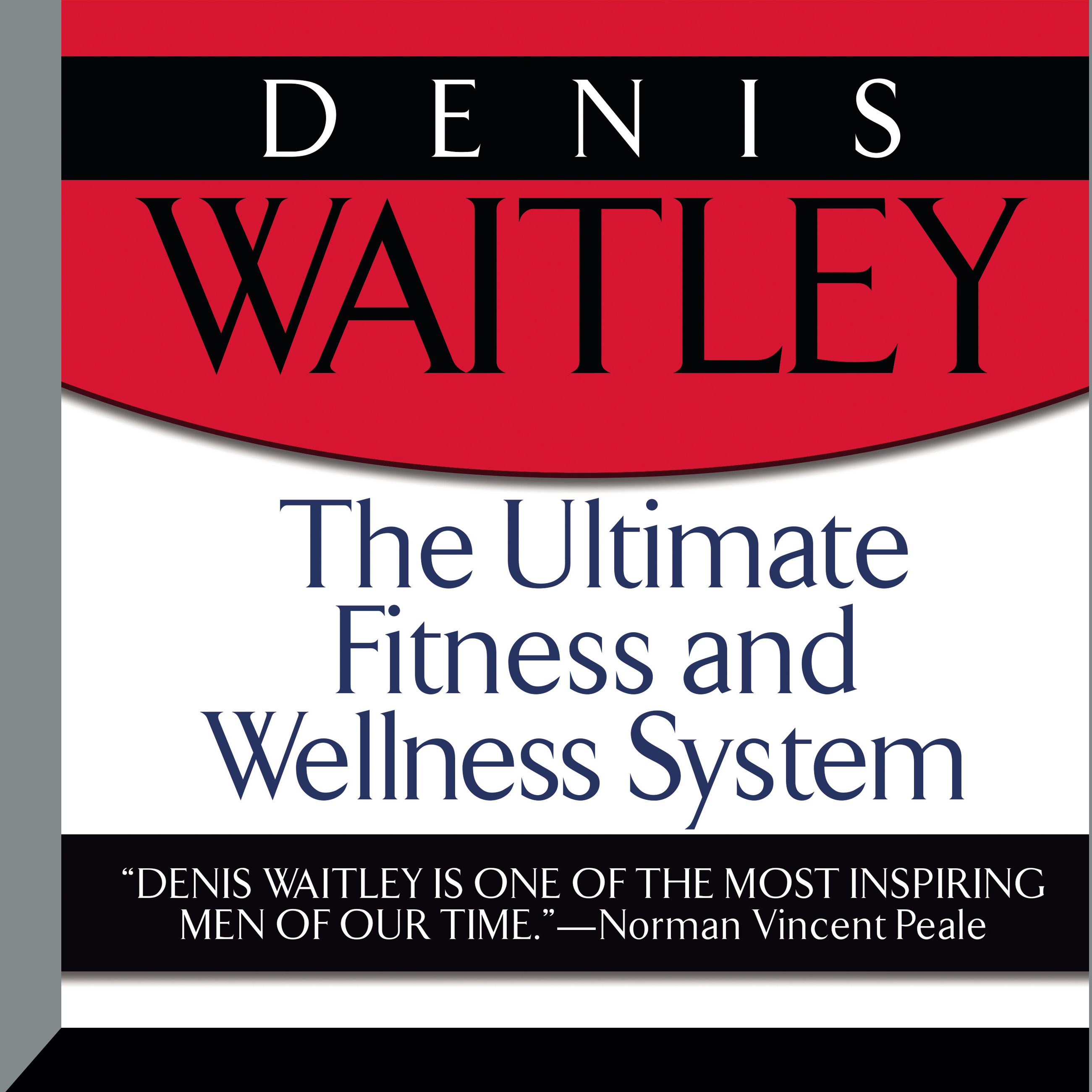 Printable The Ultimate Fitness and Wellness System Audiobook Cover Art