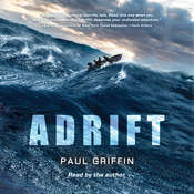 Adrift Audiobook, by Paul Griffin