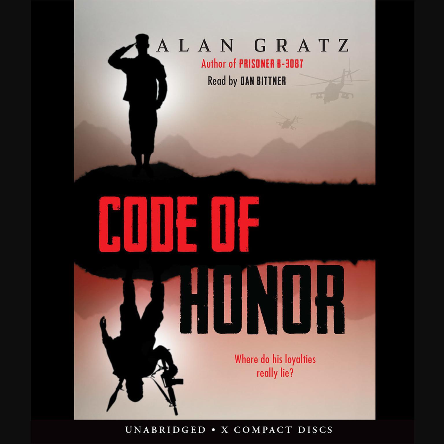 Code of Honor Audiobook, by Alan Gratz