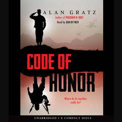 Code of Honor Audiobook, by Alan Gratz