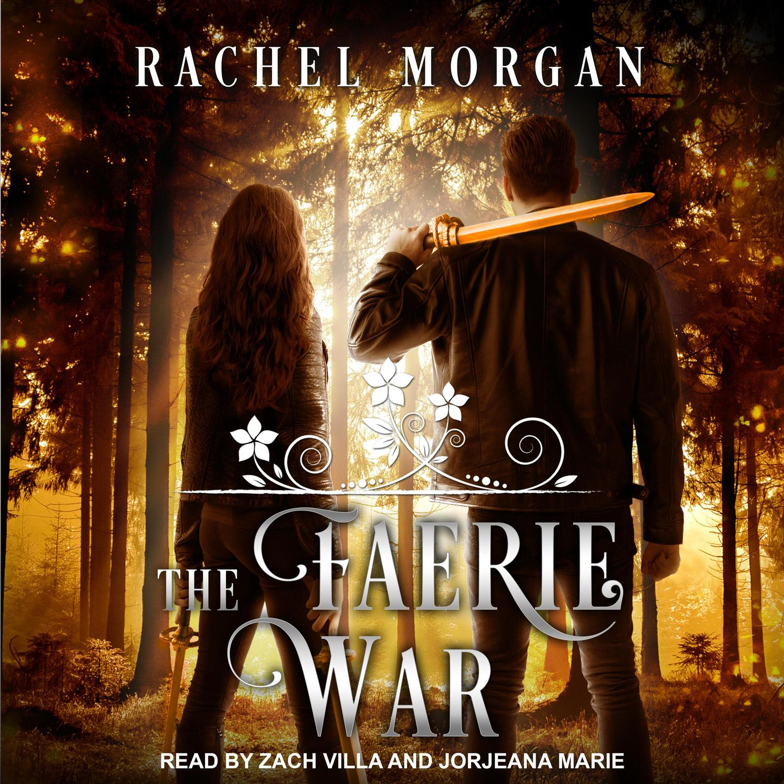 Printable The Faerie War Audiobook Cover Art
