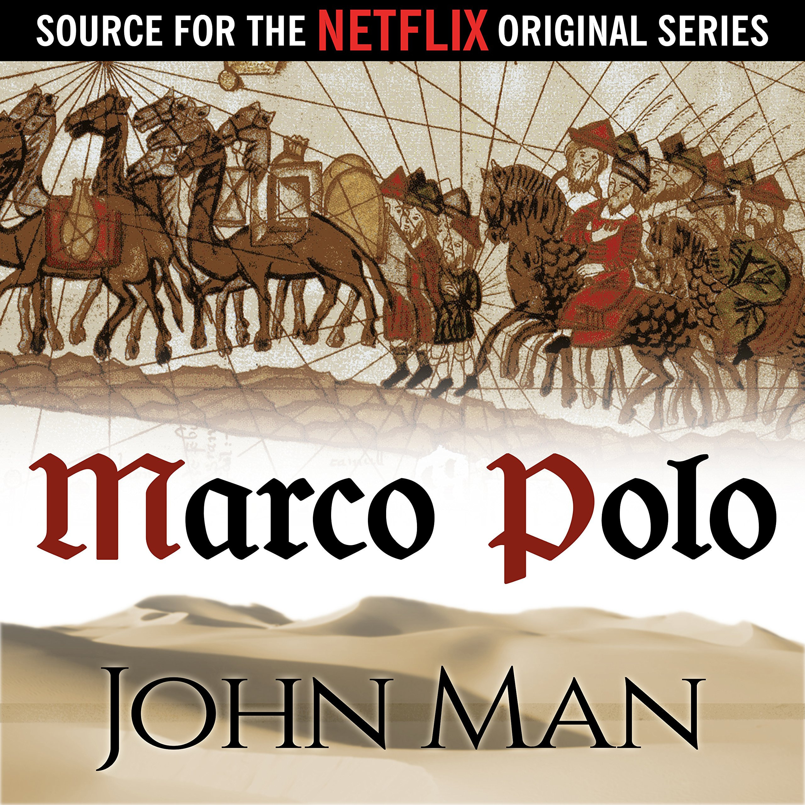 Printable Marco Polo: The Journey That Changed the World Audiobook Cover Art