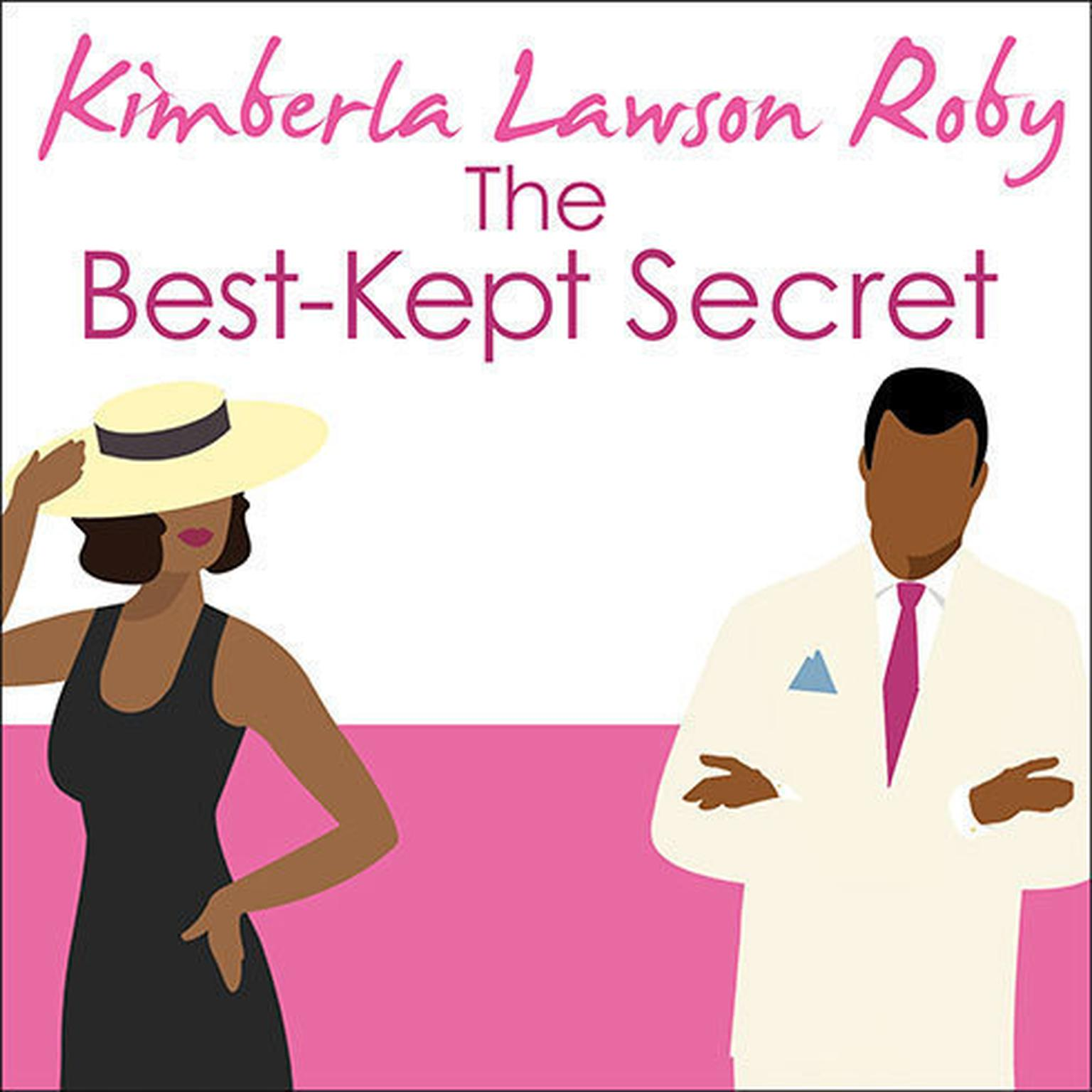 Printable The Best-Kept Secret Audiobook Cover Art