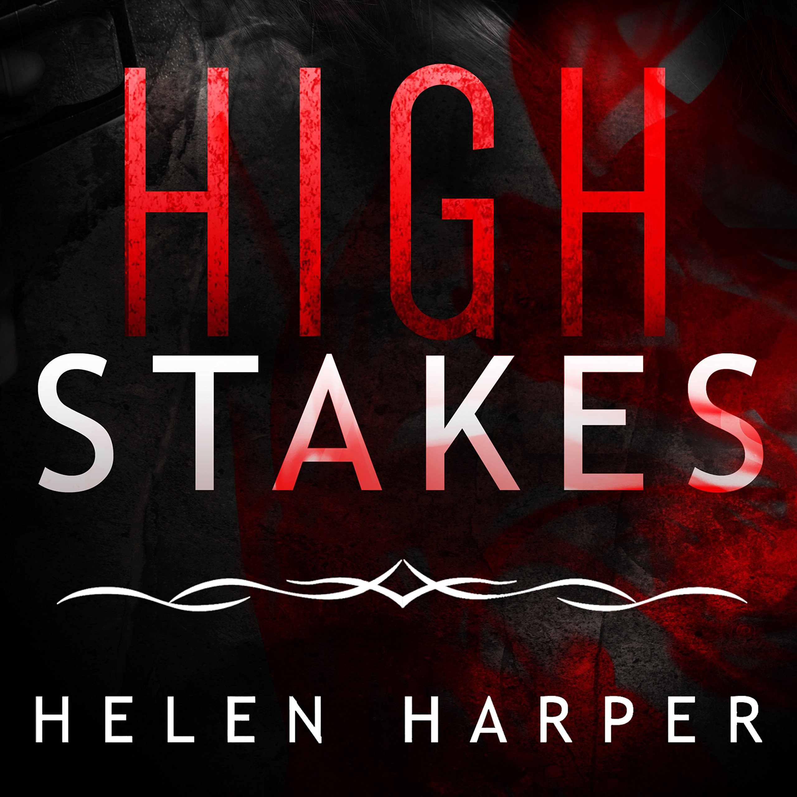 Printable High Stakes Audiobook Cover Art