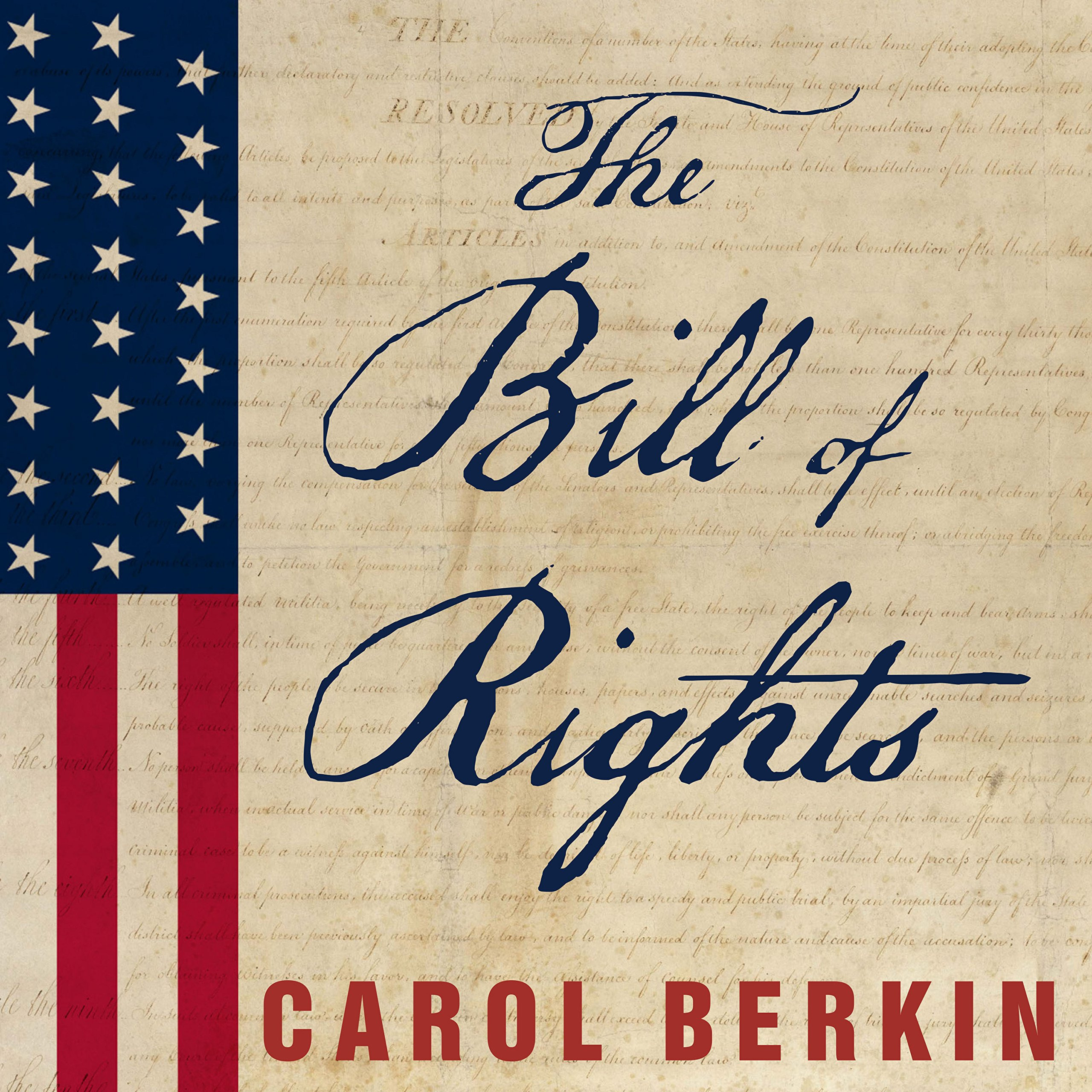 Printable The Bill of Rights: The Fight to Secure America's Liberties Audiobook Cover Art
